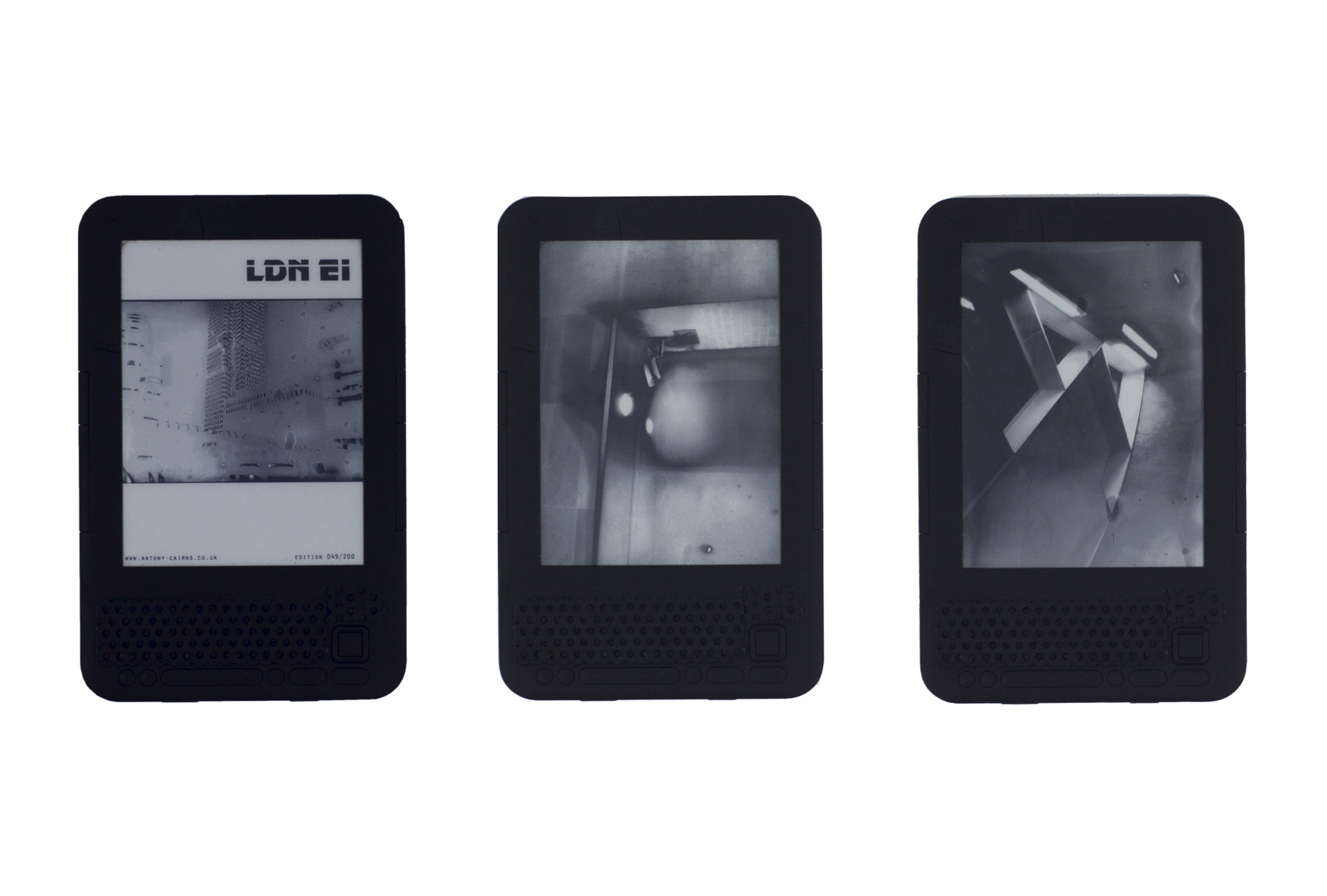 LDN EI  by Antony Cairns. Short-listed for PhotoBook of the Year.