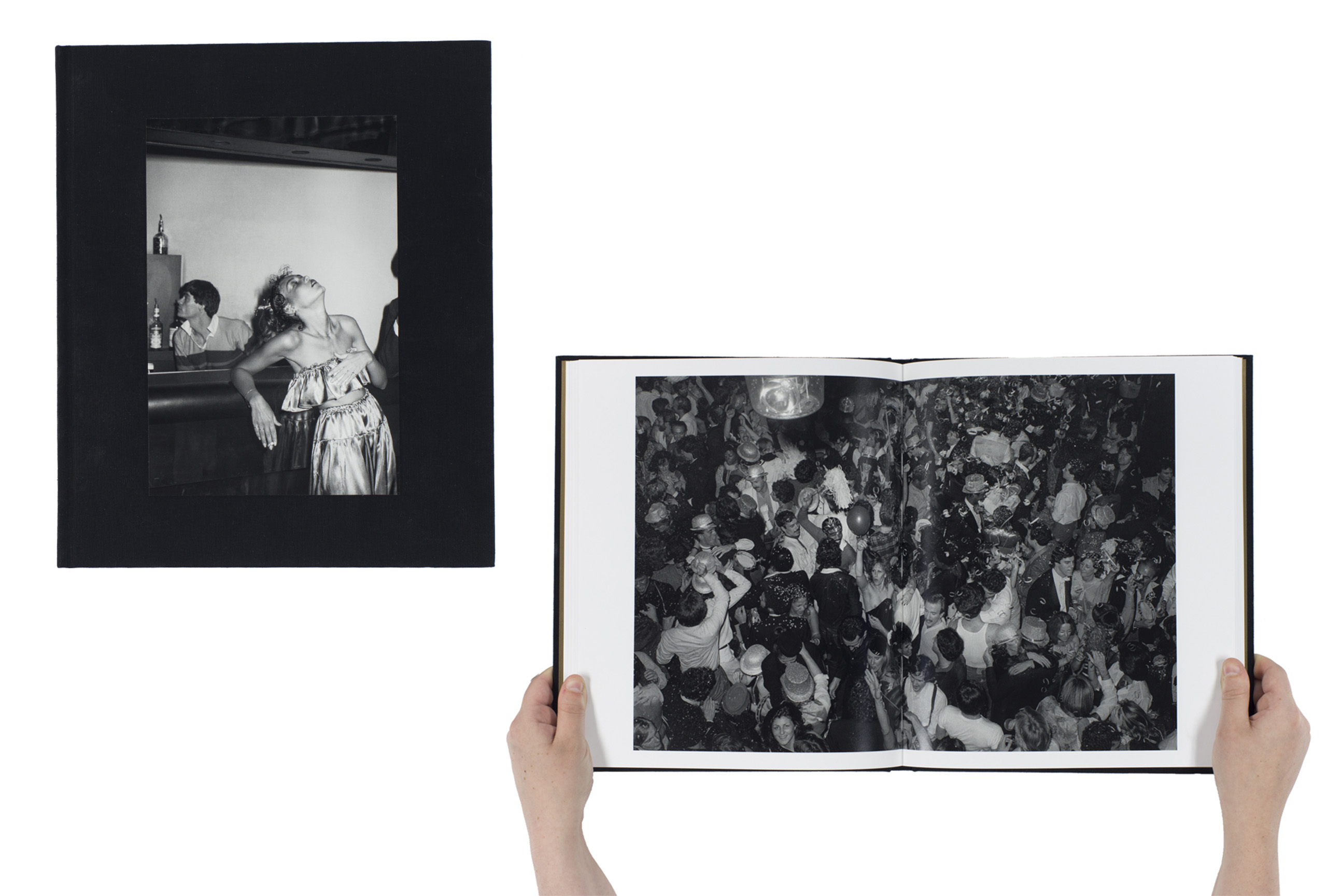 Studio 54 by Tod Papageorge, published by Walther König. Short-listed for PhotoBook of the Year.