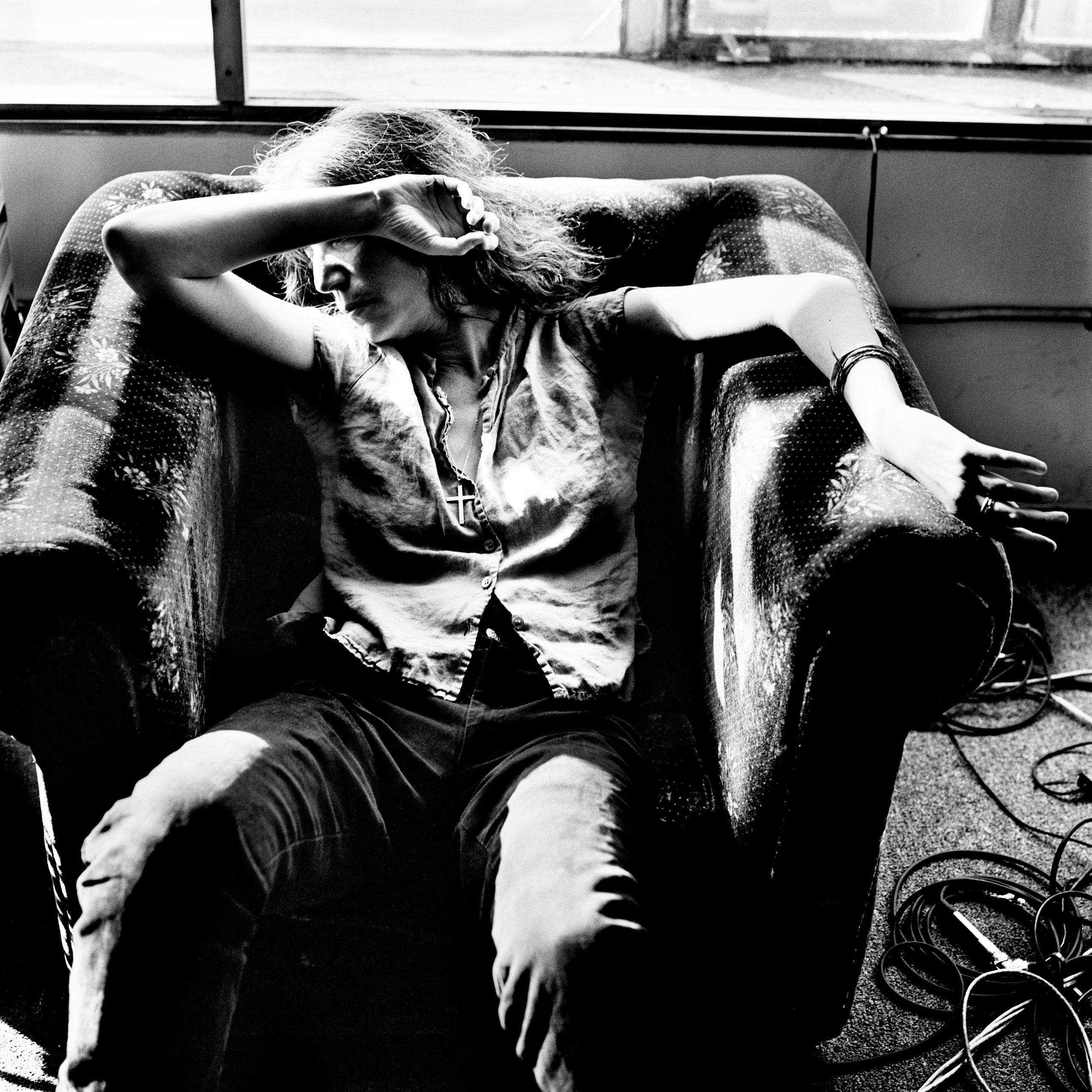 Patti Smith, New York 1999