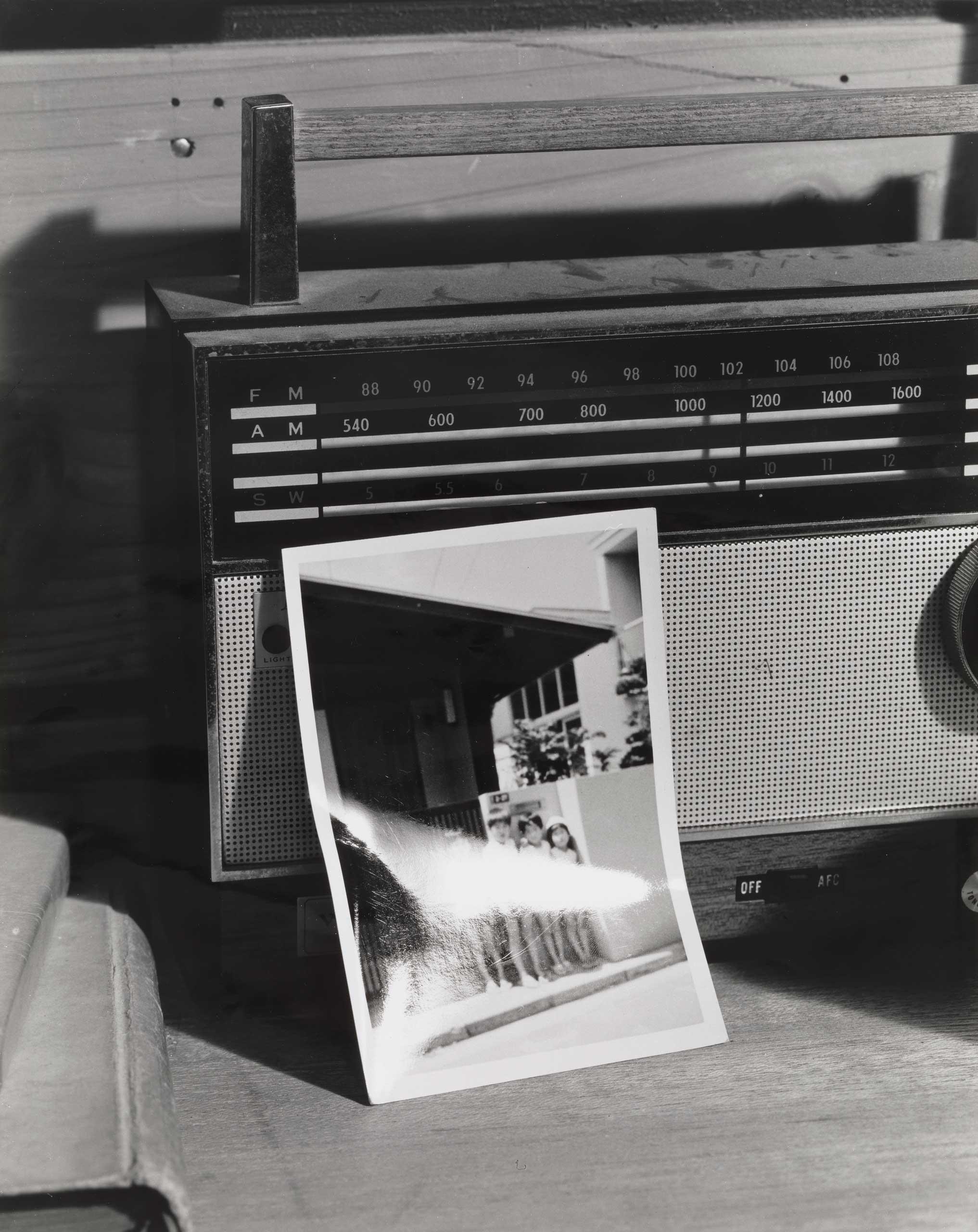 Jirō Takamatsu Photograph of Photograph, 1973