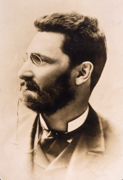 Portrait Of Publisher Joseph Pulitzer