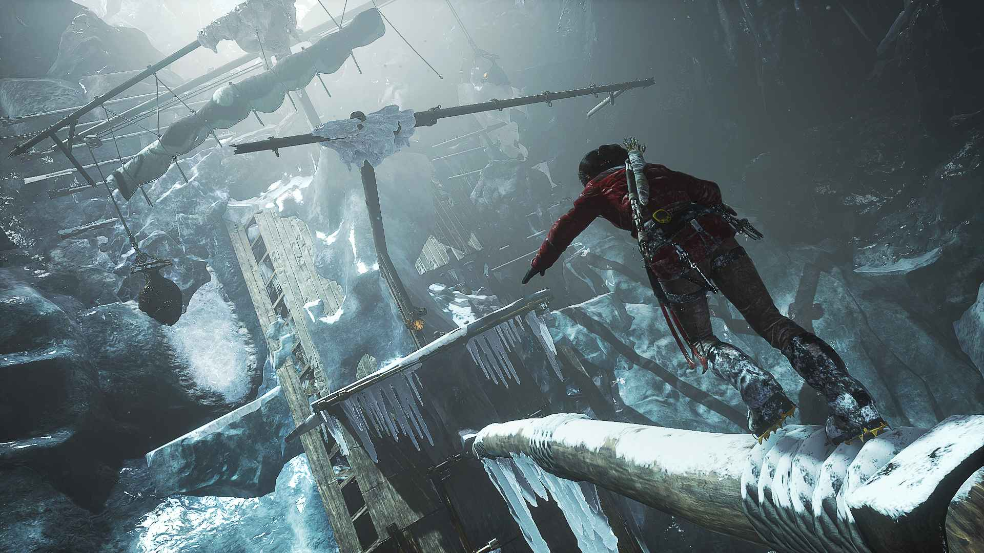 Rise Of The Tomb Raider Hits Playstation 4 In October Time