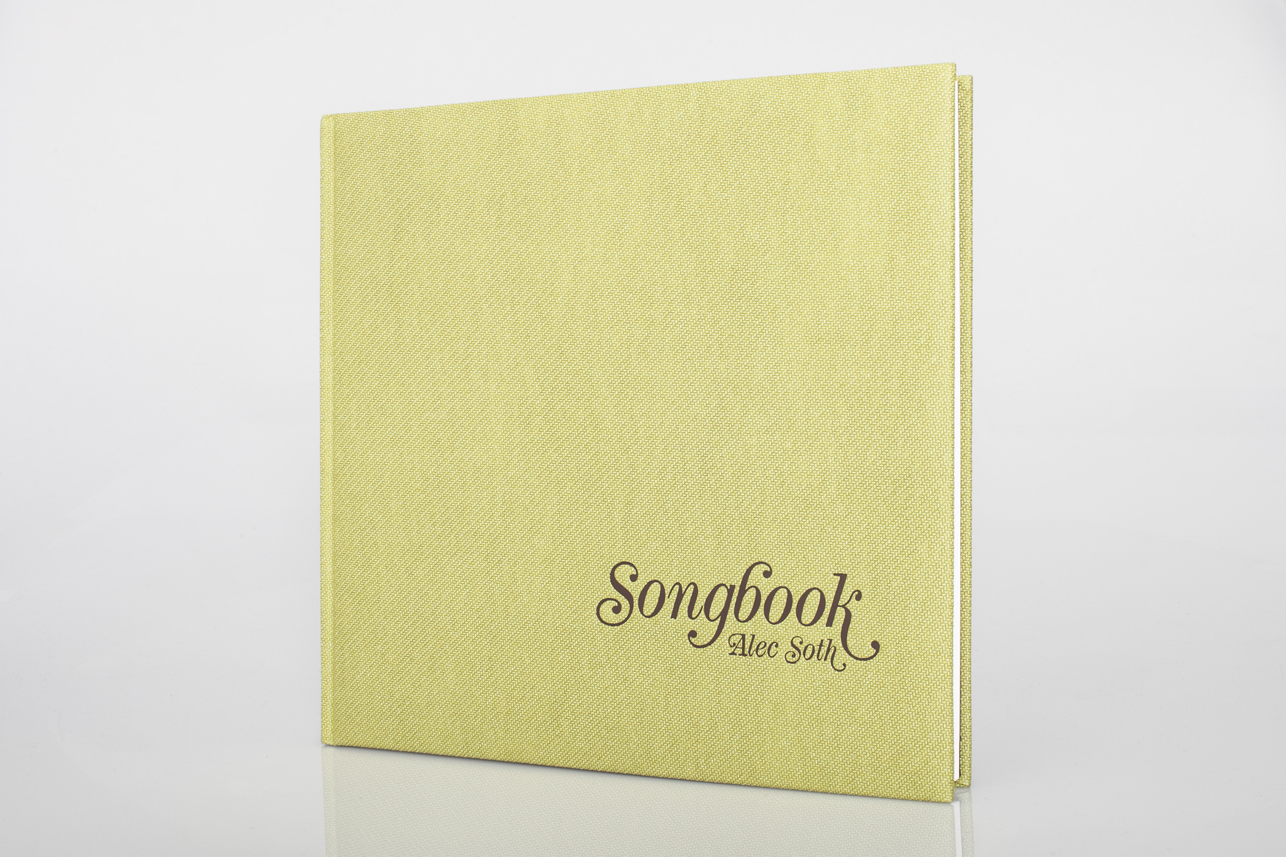 Songbook  by Alec SothPublished by Mack