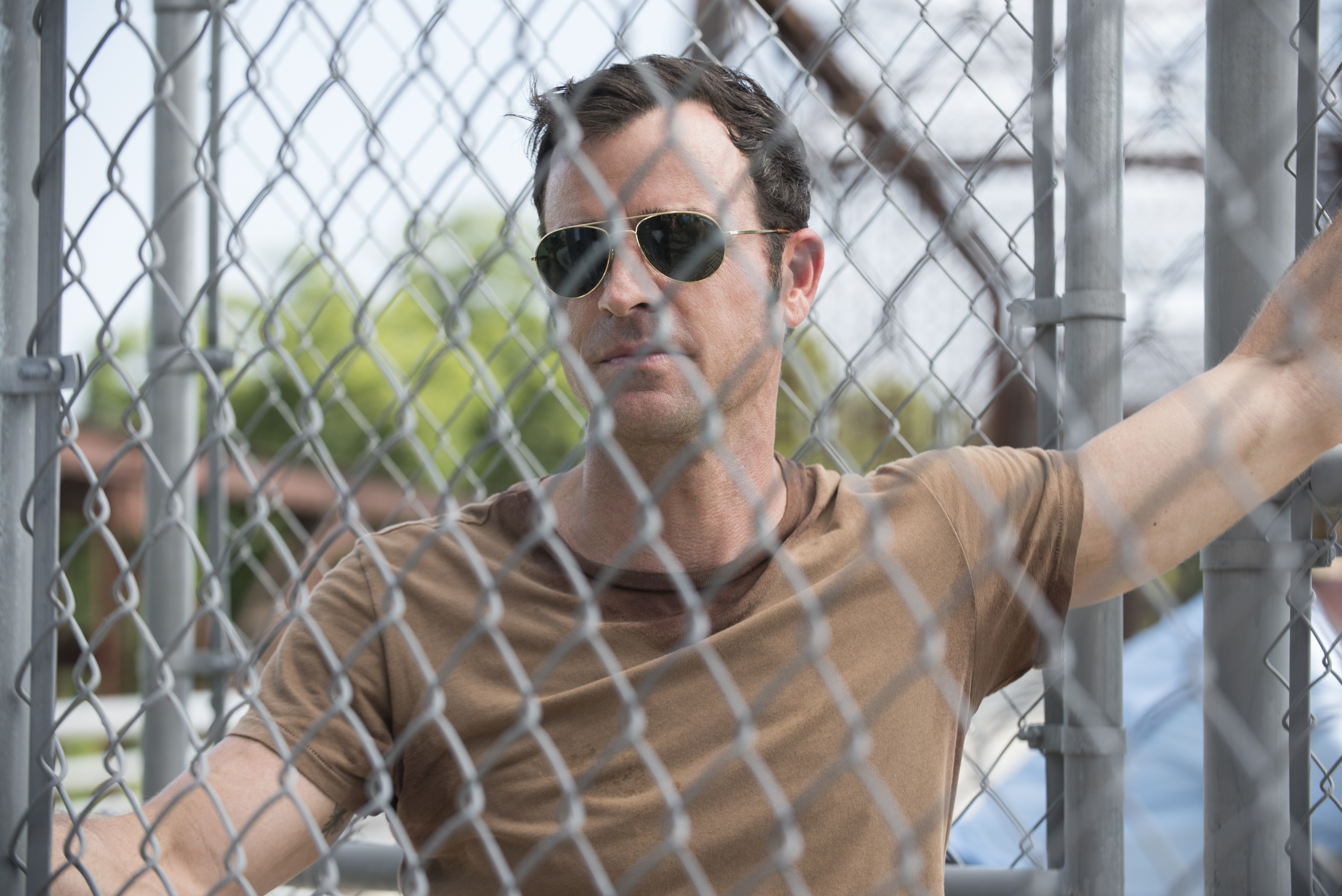 Justin Theroux in season 2 of The Leftovers.