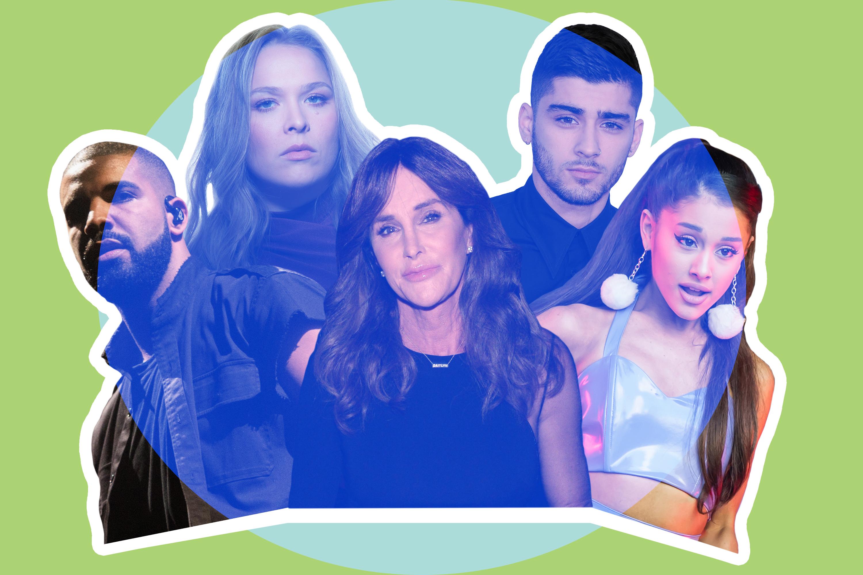 Top 10 Broke the Internet 2015