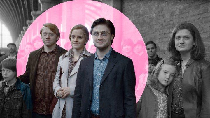 Top 10 Harry Potter 2015
