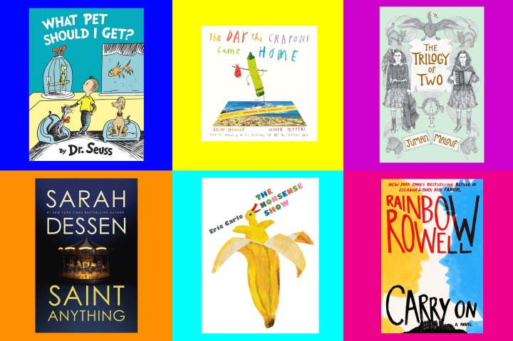 Top 10 Kids/YA Books 2015 Feature