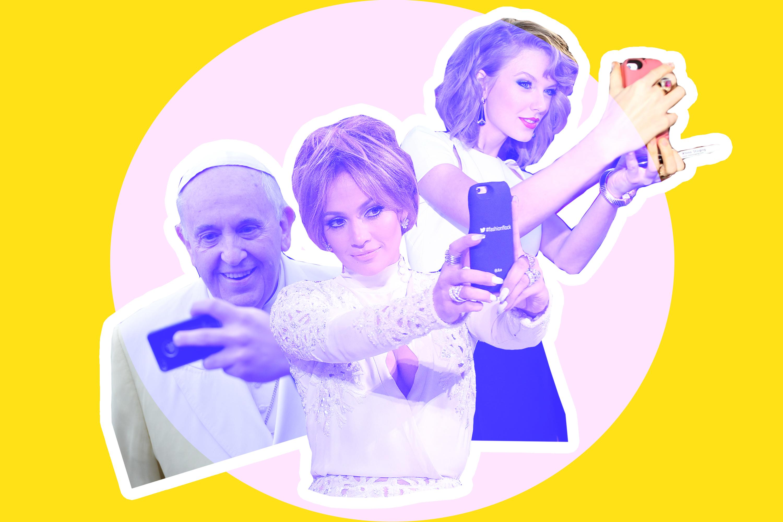 Top 10 Selfies 2015