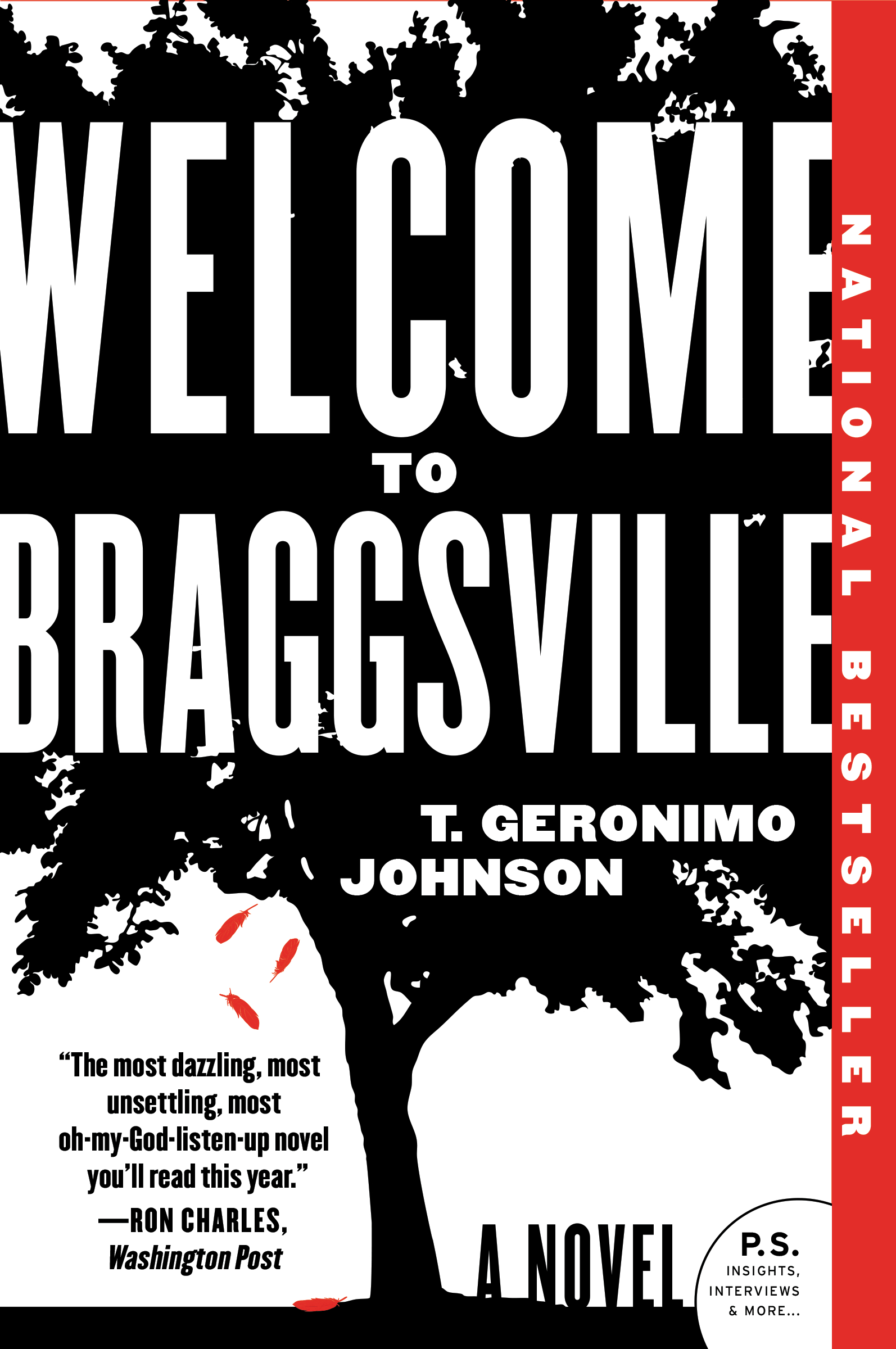 Top 10 Fiction Welcome to Braggsville by T. Geronimo Johnson
