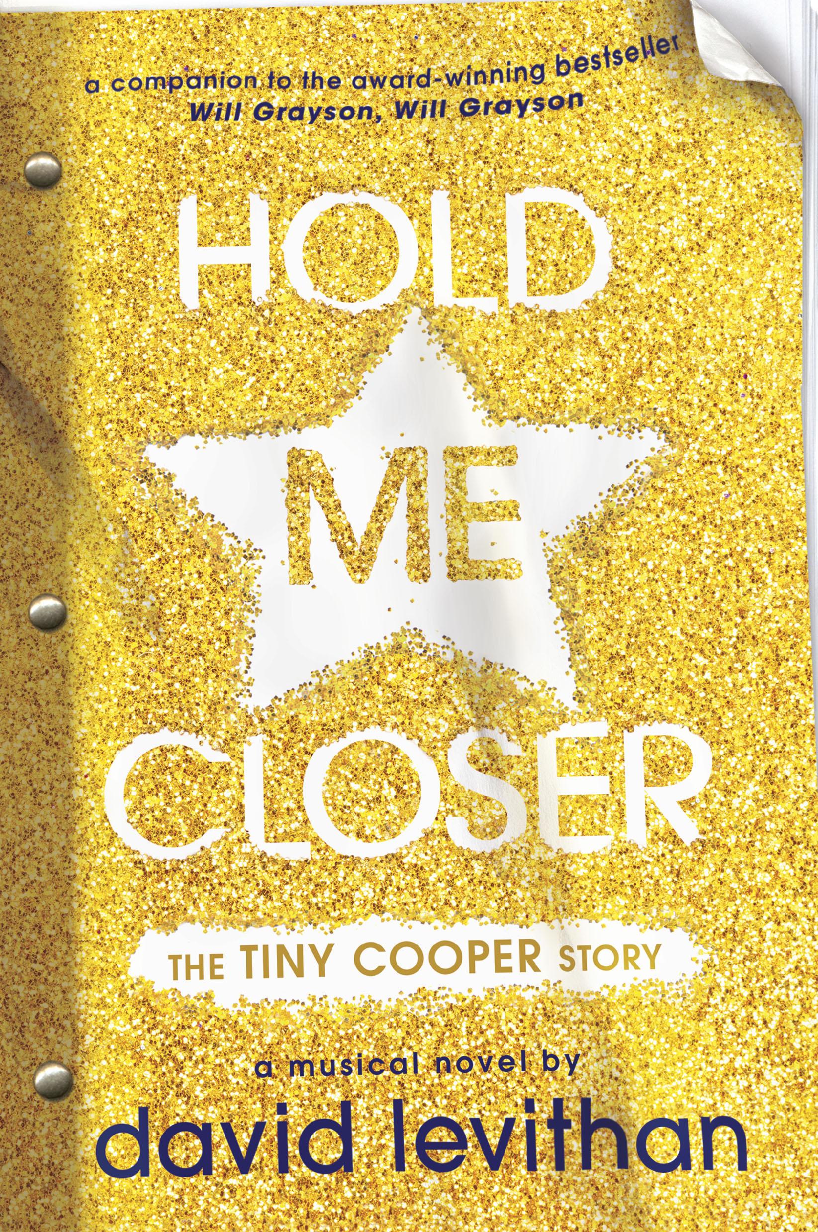 Top 10 Kids/YA Hold Me Closer by David Levithan