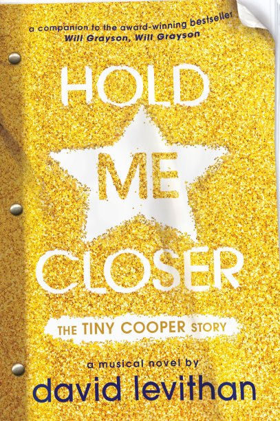 Top 10 Kids/YA Hold Me Closer by David Levithan
