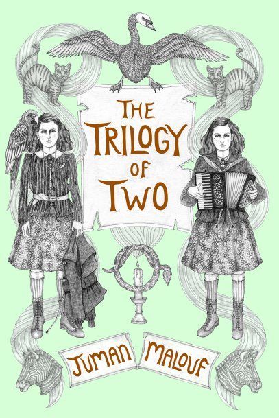 Top 10 Kids/YA The Trilogy of Two by Juman Malouf