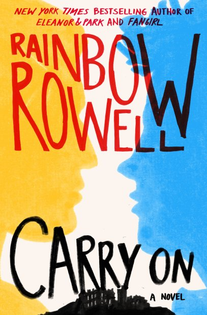 Top 10 Kids/YA Carry On by Rainbow Rowell