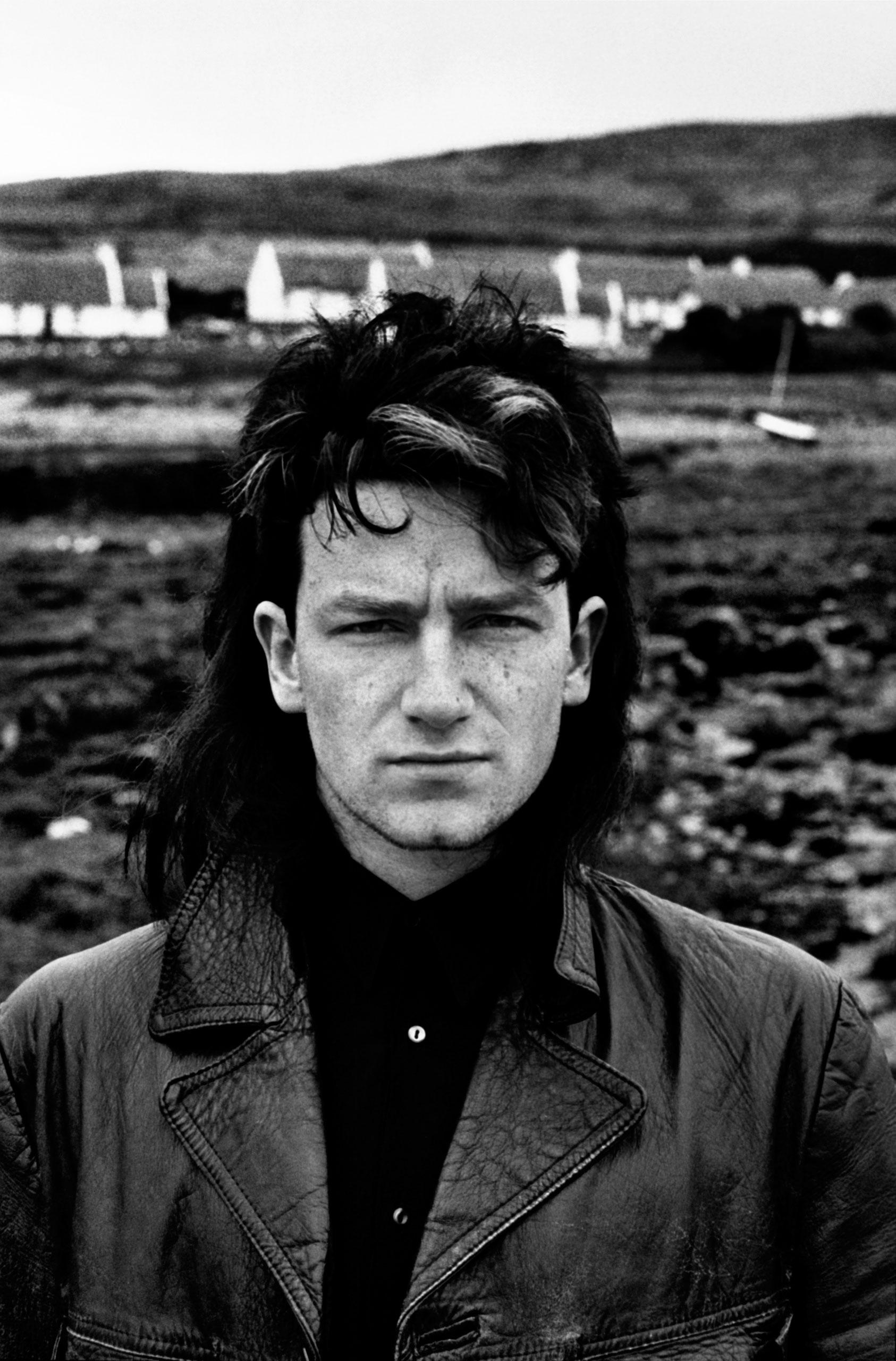 U2, West Coast of Ireland 1984