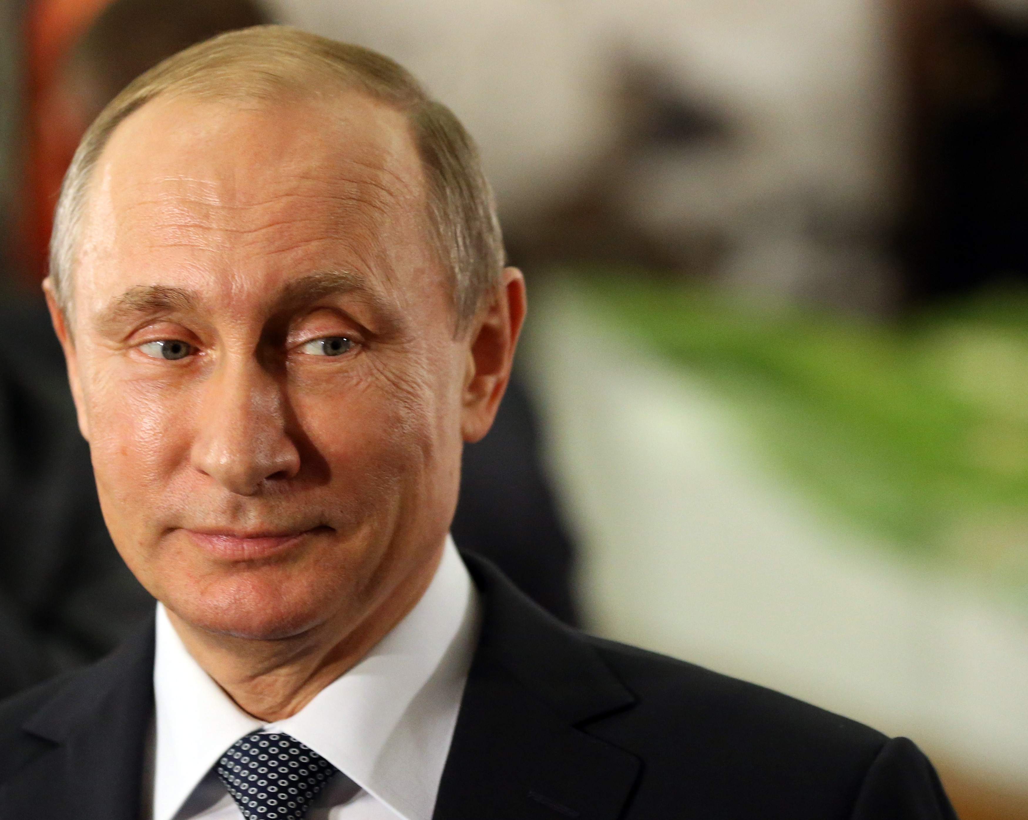 Vladimir Putin Is Forbes Most Powerful Person Time
