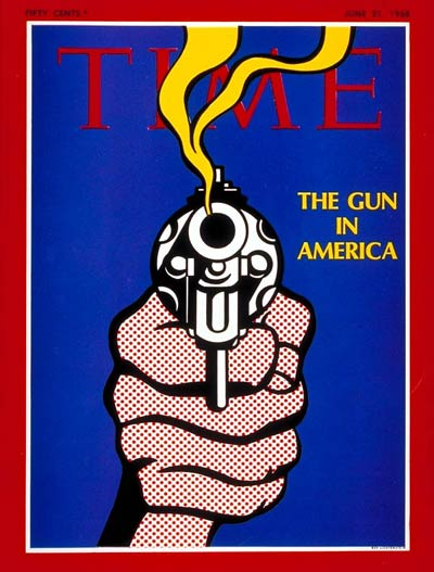 The June 21, 1968, cover of TIME