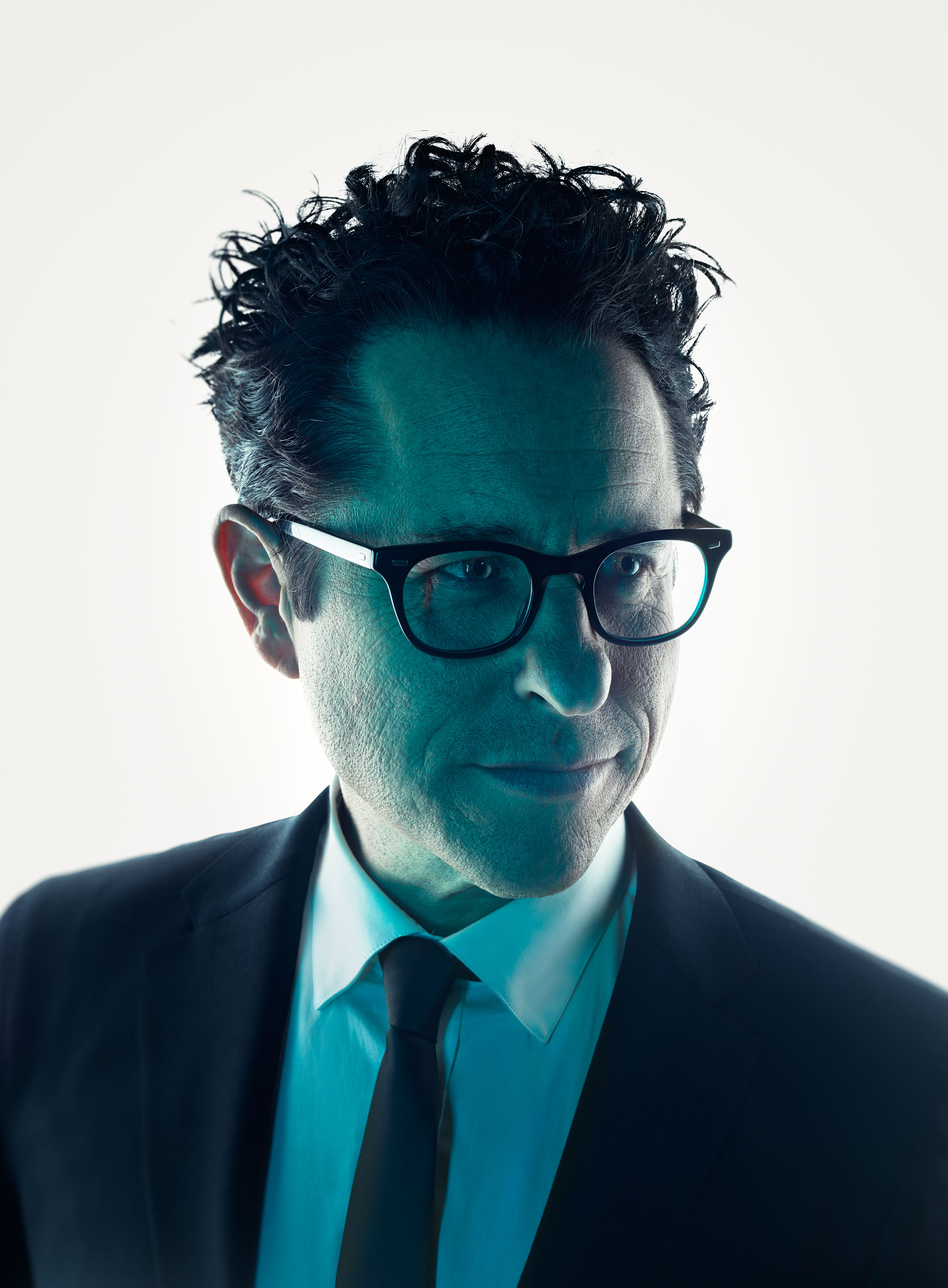 JJ Abrams photographed for TIME on October 26, 2015 in Los Angeles.
