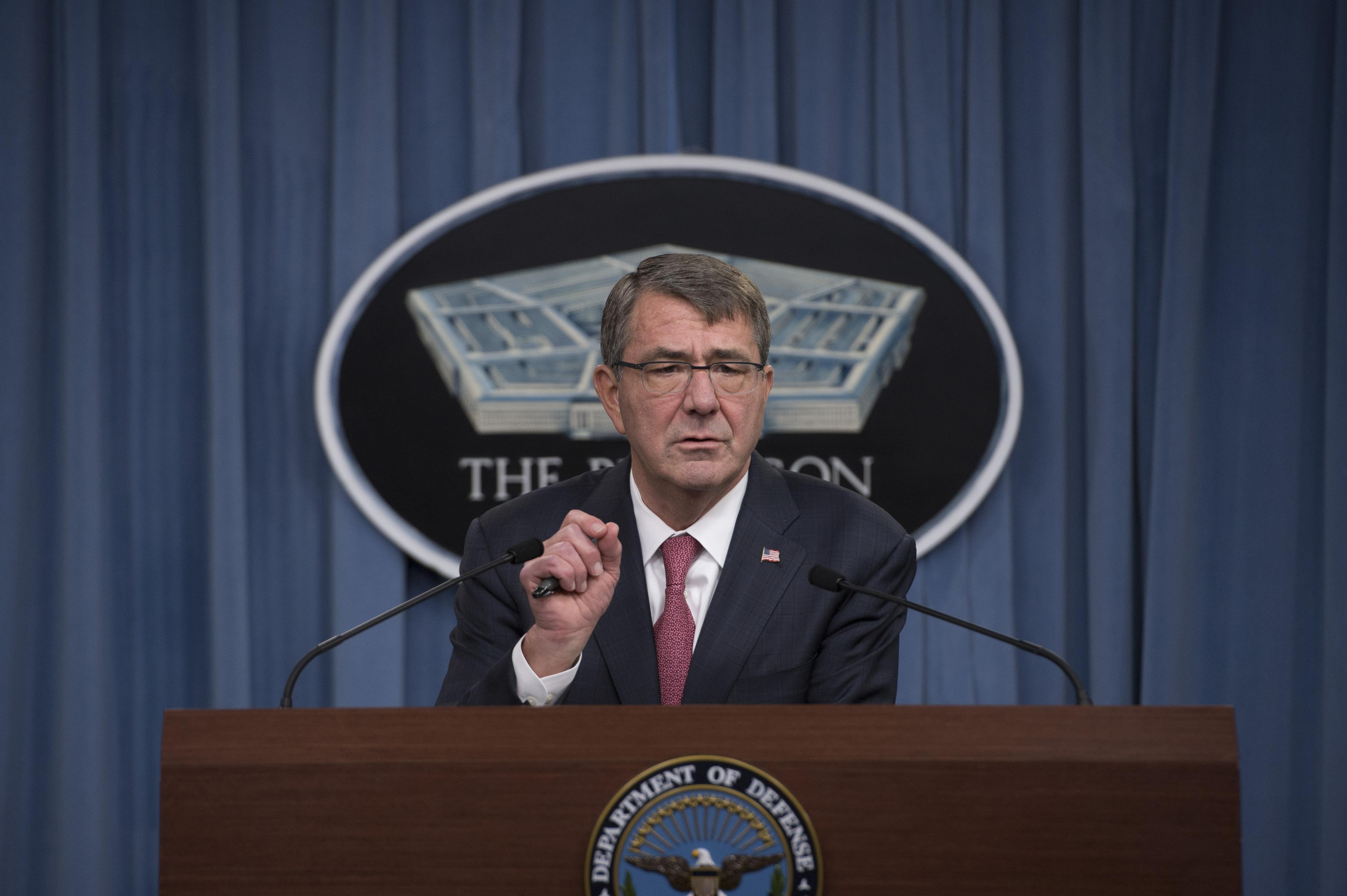 Defense Secretary Ashton Carter explained Thursday why he is opening all combat jobs to women.