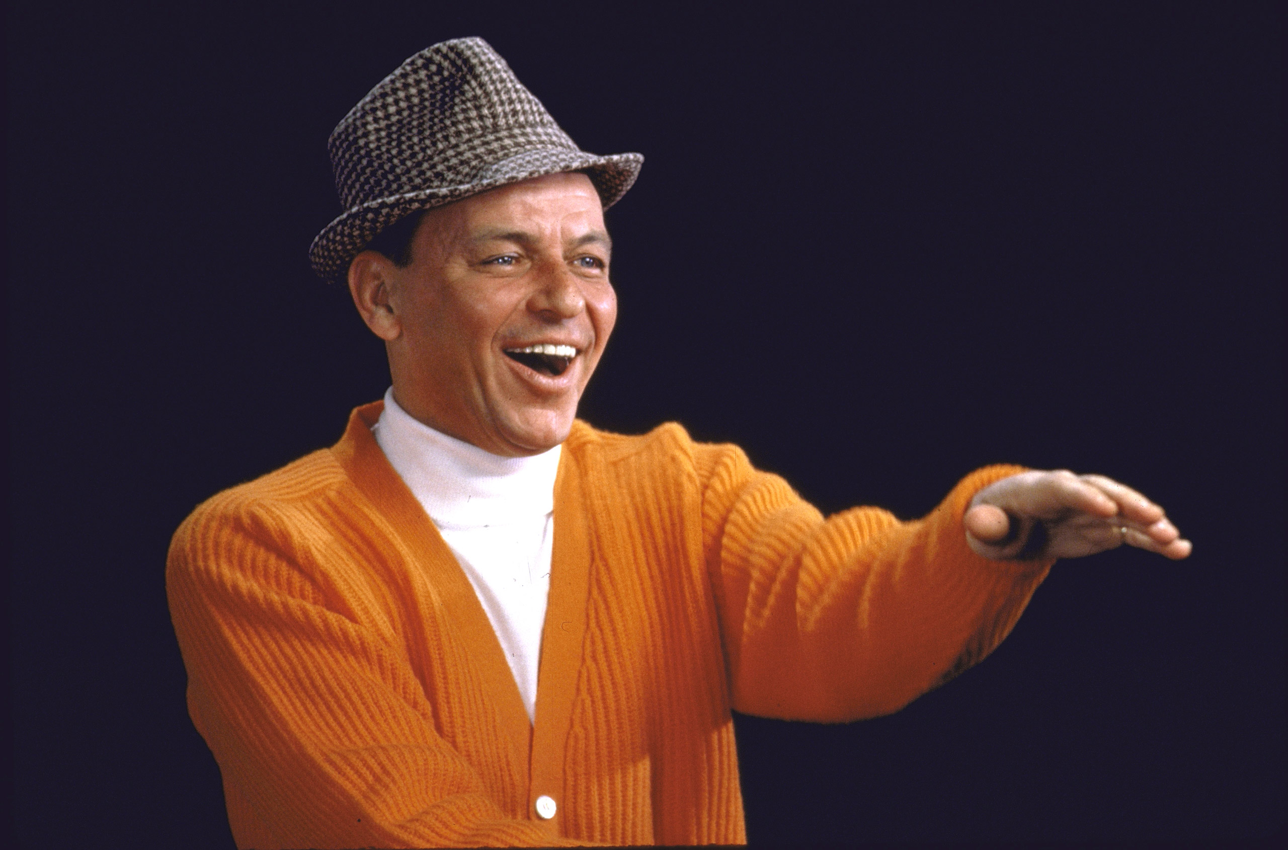Frank Sinatra, 1965.