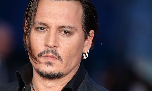 Johnny Depp attends a screening of  Black Mass  during the BFI London Film Festival at Odeon Leicester Square on October 11, 2015 in London, England