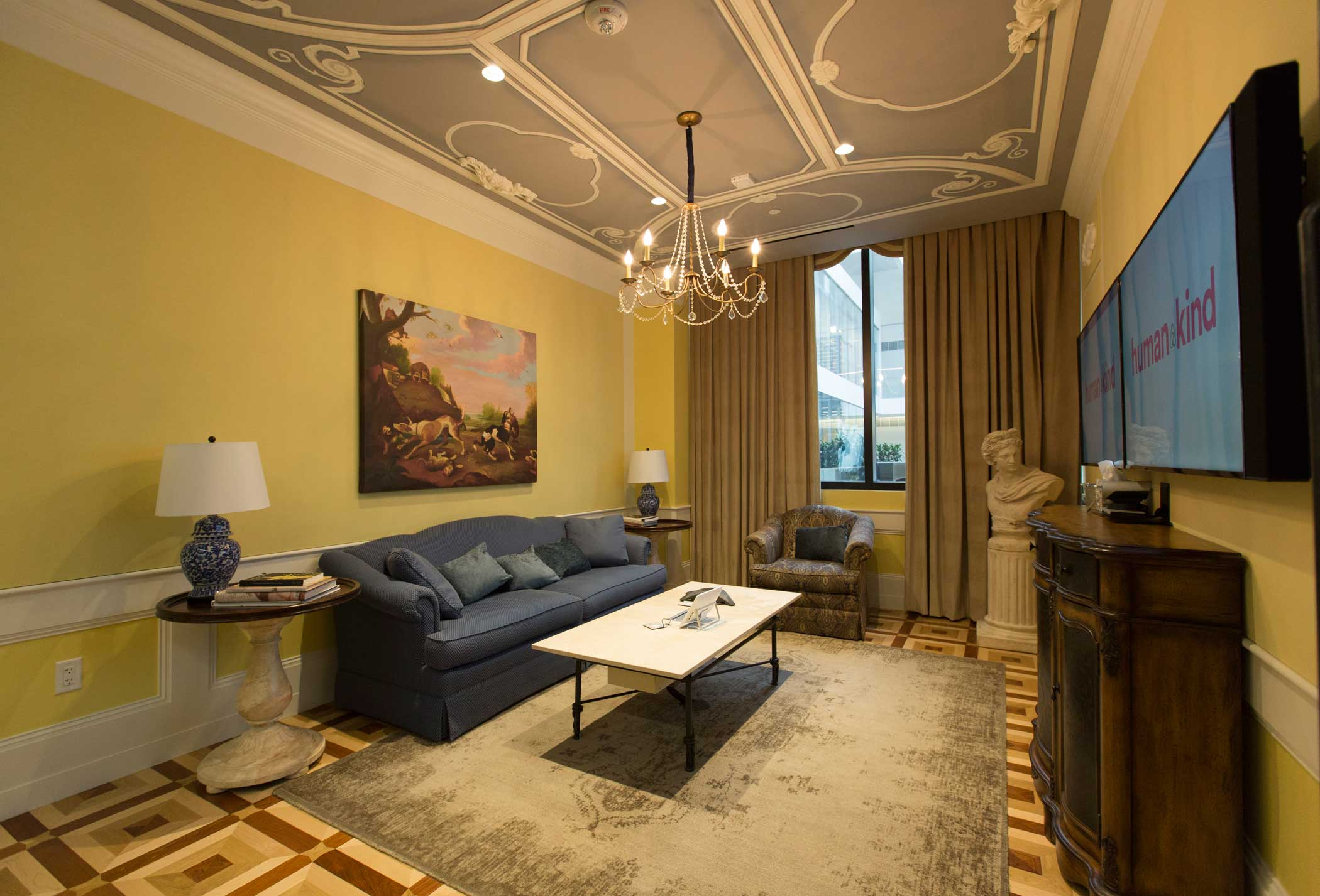 AirBnB's Portici, Italy room