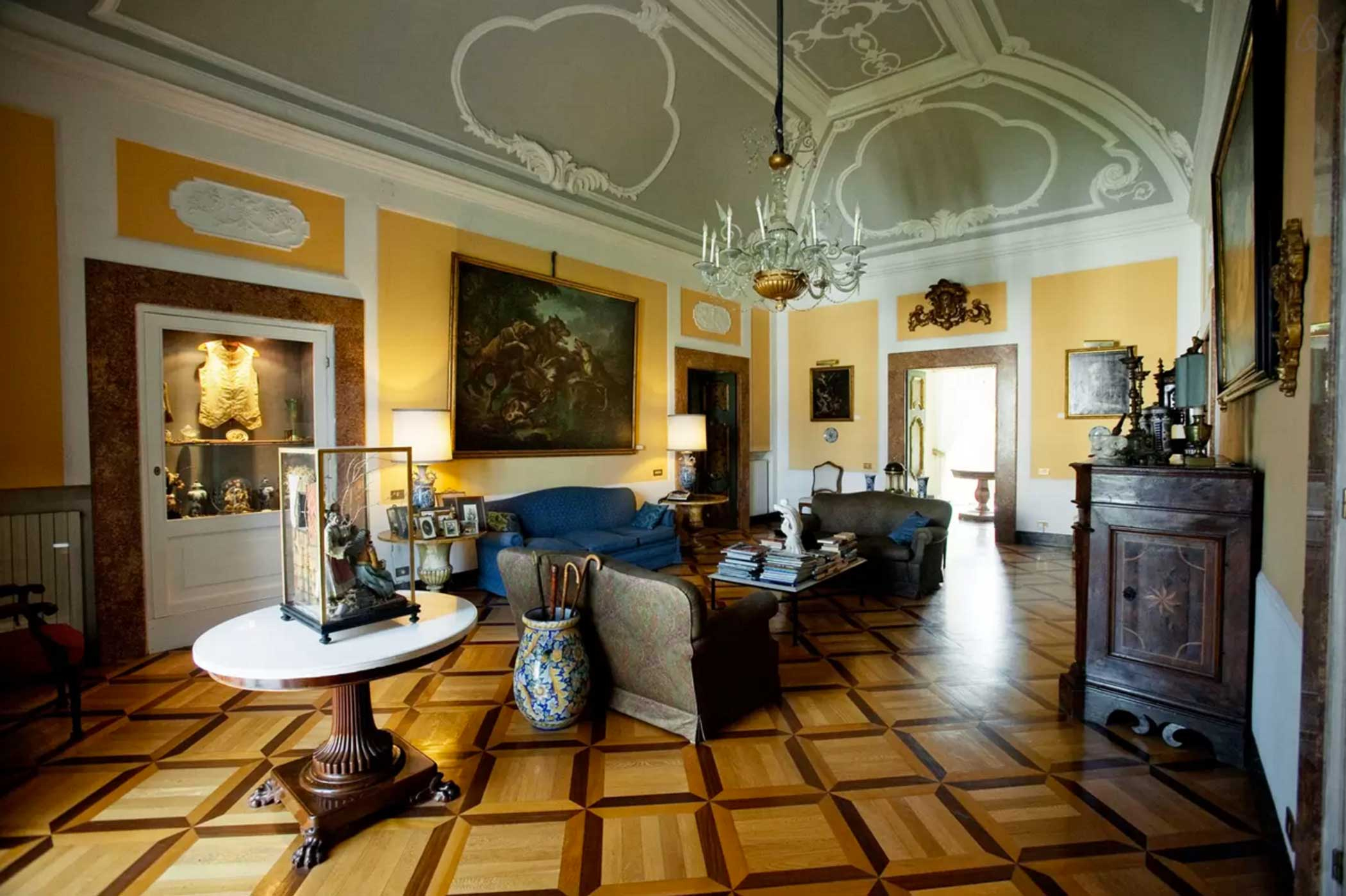 Listing: Villa San Gennariello B&B. $67 per night.