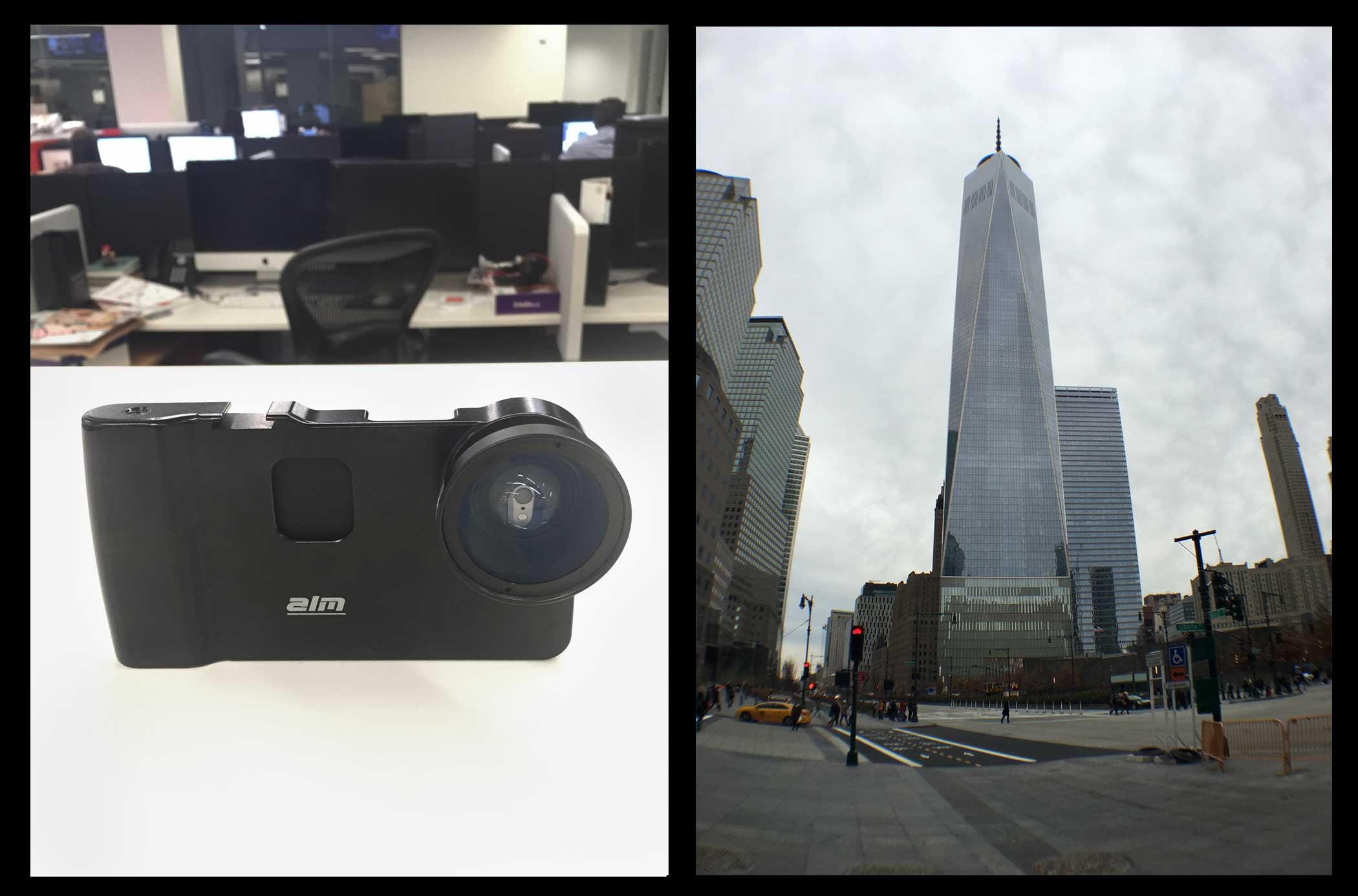 ALM 37 Wide Converter Lens