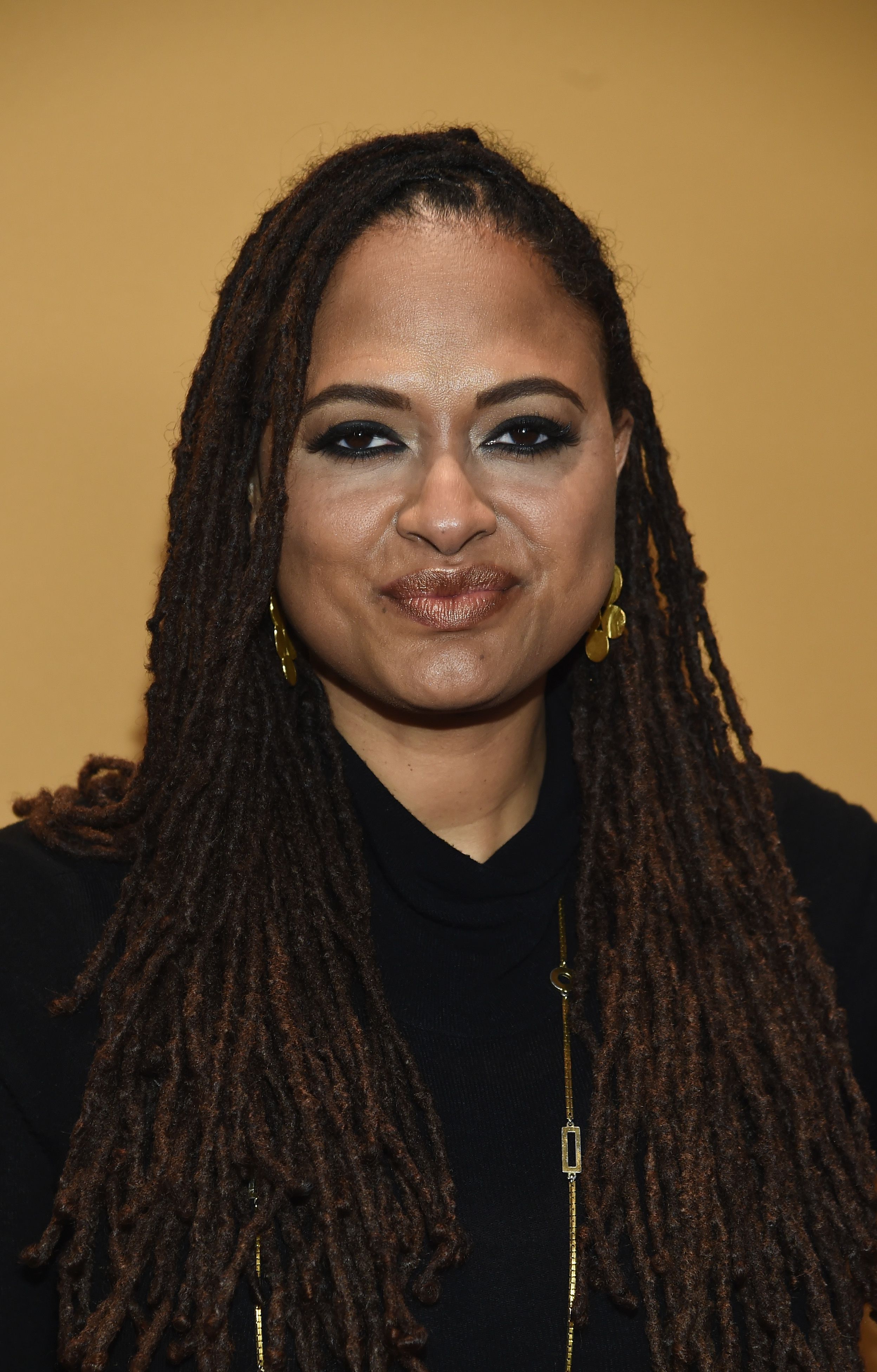 Ava DuVernay attends the  Belief  premiere in New York City on Oct. 14, 2015.