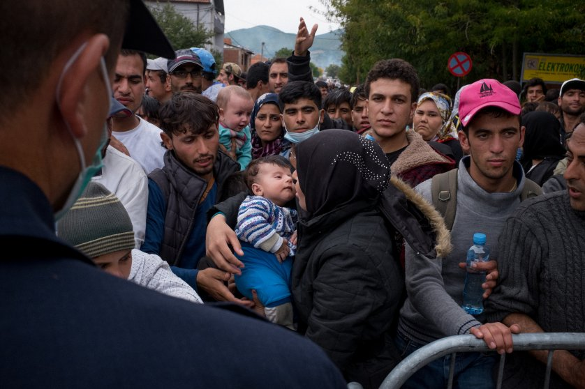 Babies Born in Conflict