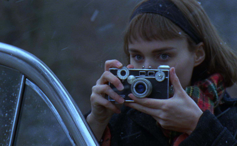 Rooney Mara stars in CAROL.
