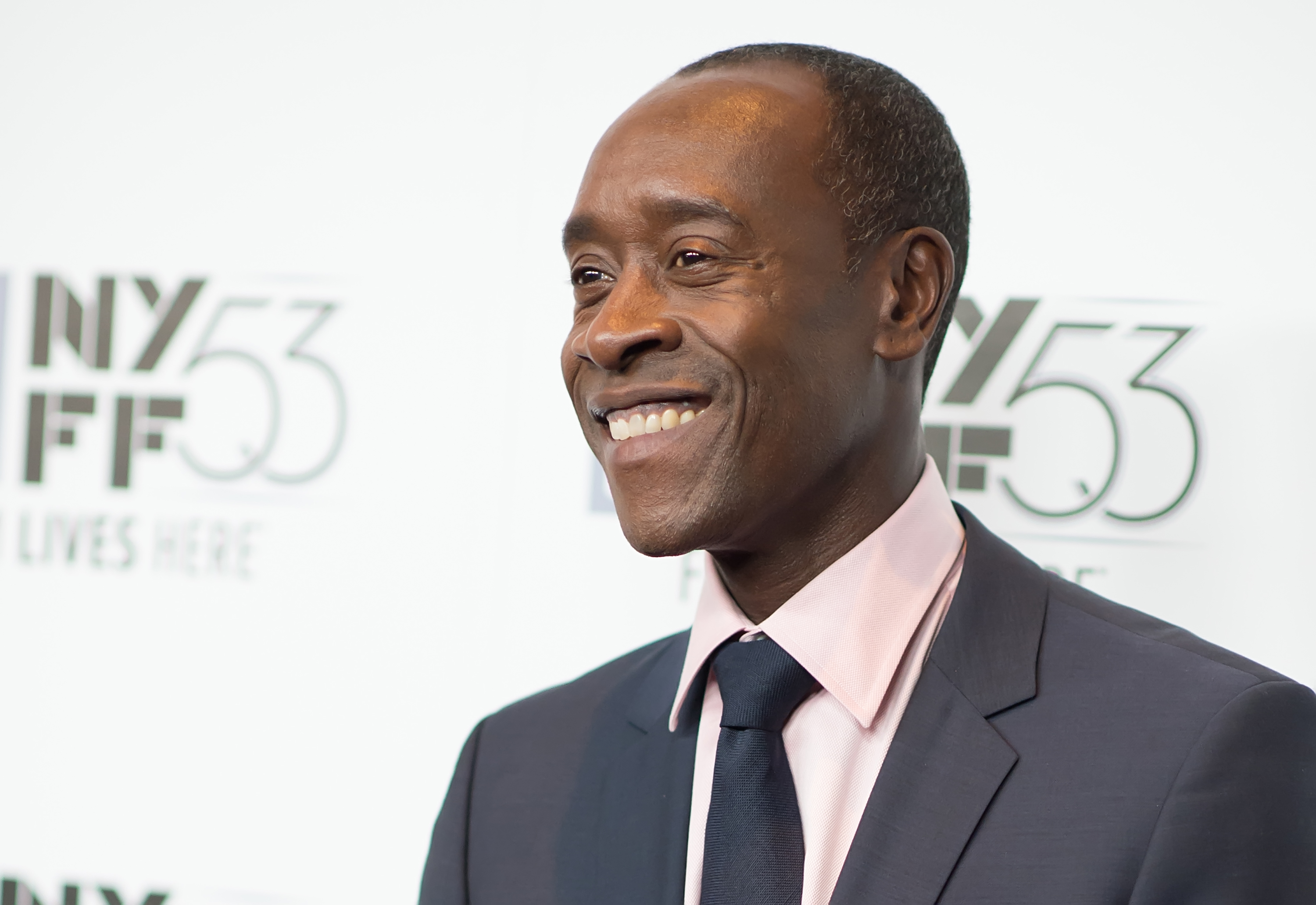Actor Don Cheadle attends 53rd New York Film Festival - Closing Night Gala in New York City on Oct. 10, 2015.