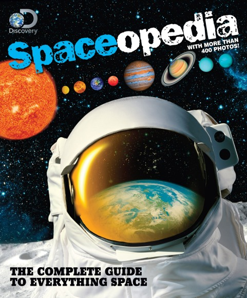 Cover- Discovery Spaceopedia-9781618934079