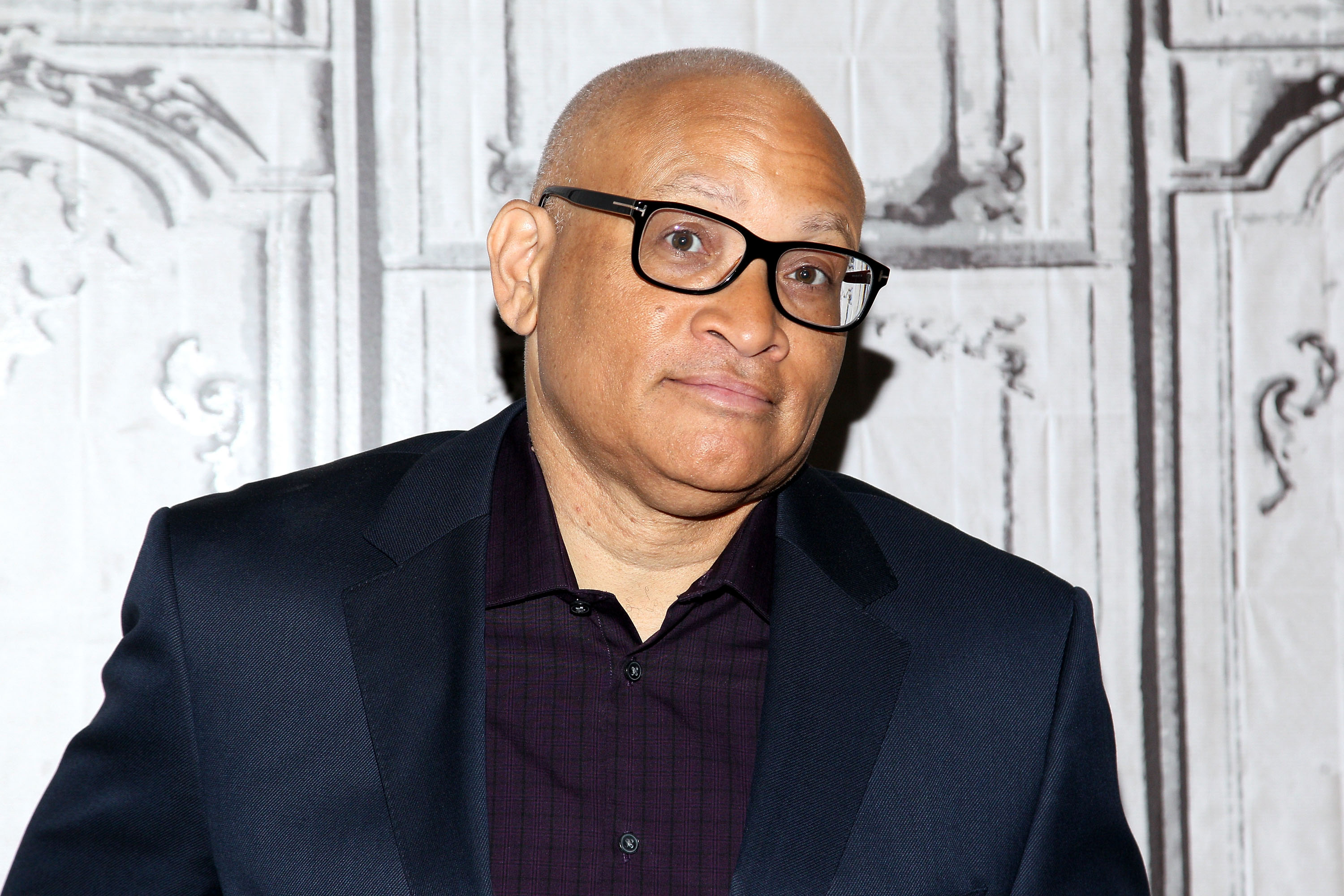 Larry Wilmore visits AOL Build Presents at AOL Studios In New York on September 25, 2015 in New York City.
