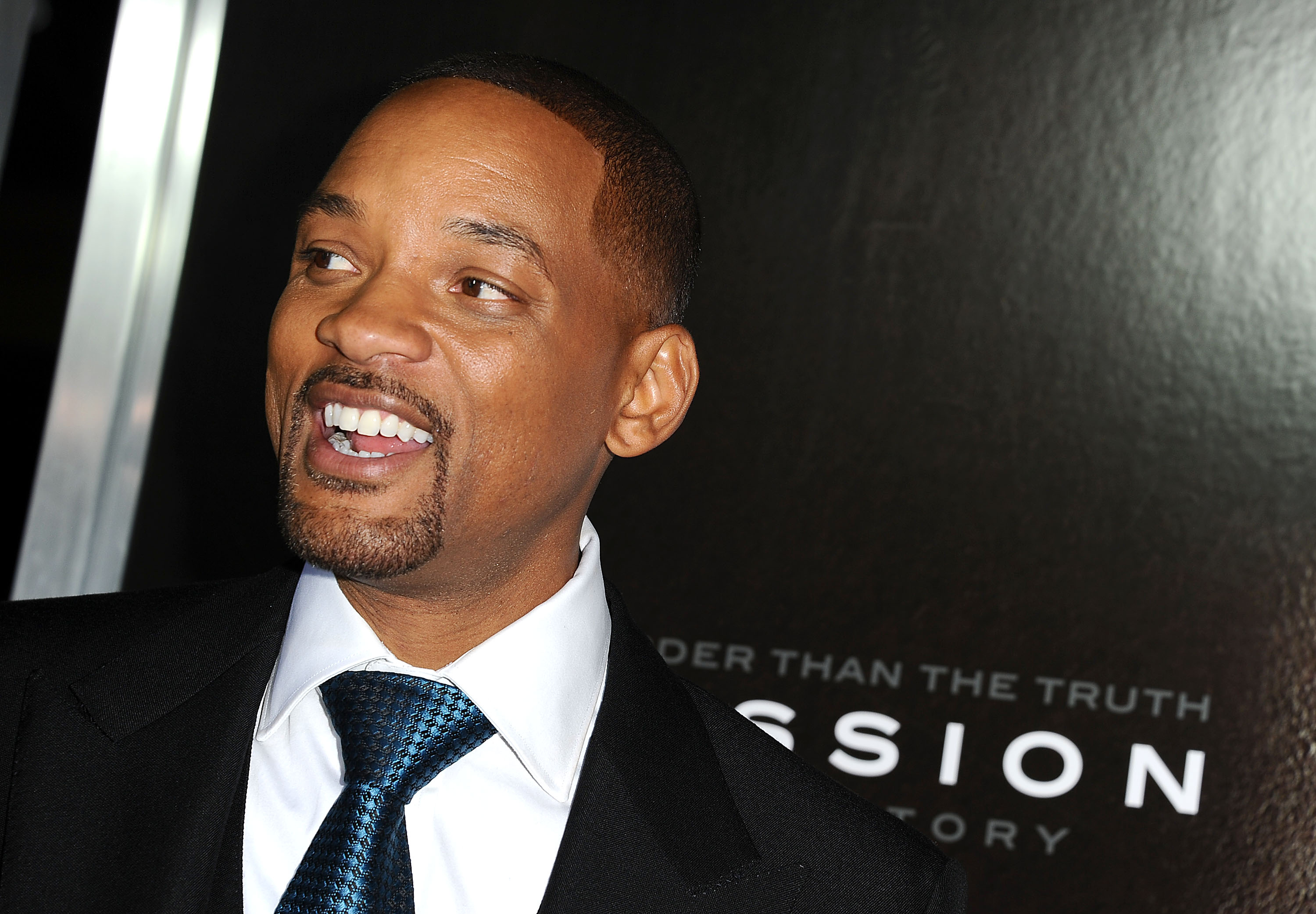 ctor Will Smith attends a screening of  Concussion  at Regency Village Theatre on November 23, 2015 in Westwood, California.