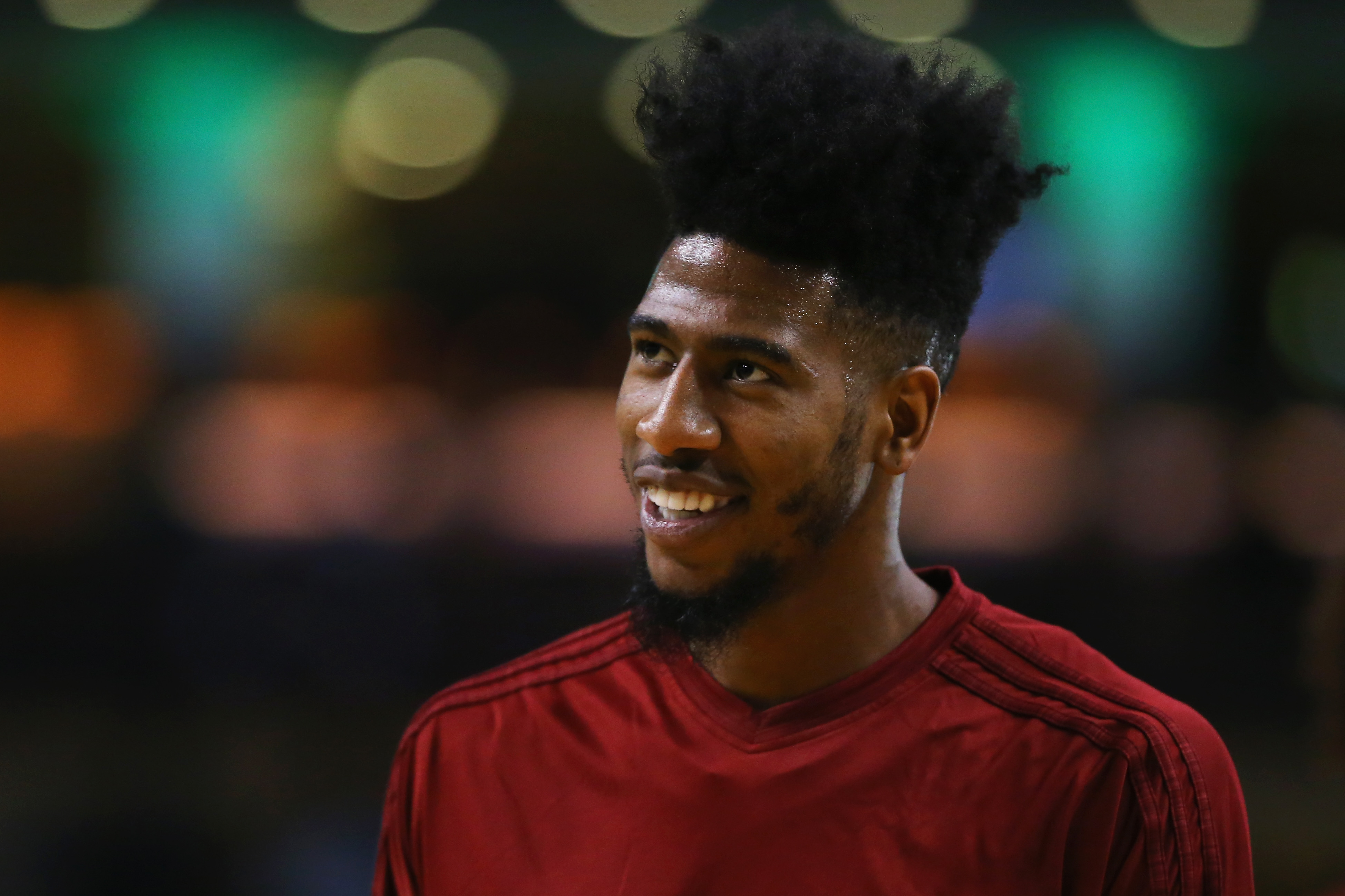 Pleasant Cleveland Cavaliers Iman Shumpert Delivers Baby Time Schematic Wiring Diagrams Amerangerunnerswayorg