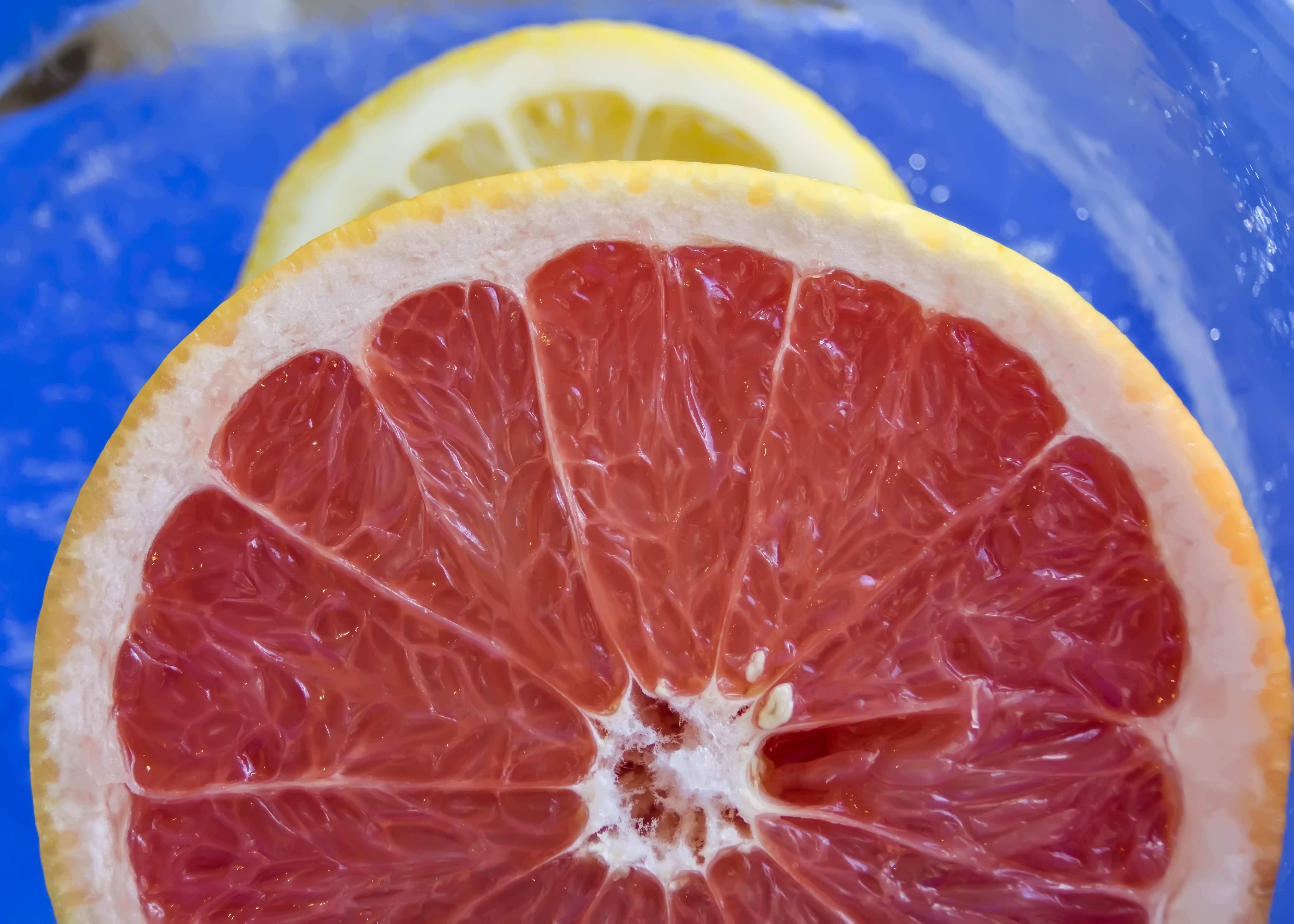 If you're going to be having a cocktail or two in the early New Year, add this grapefruit to your ingredient list.