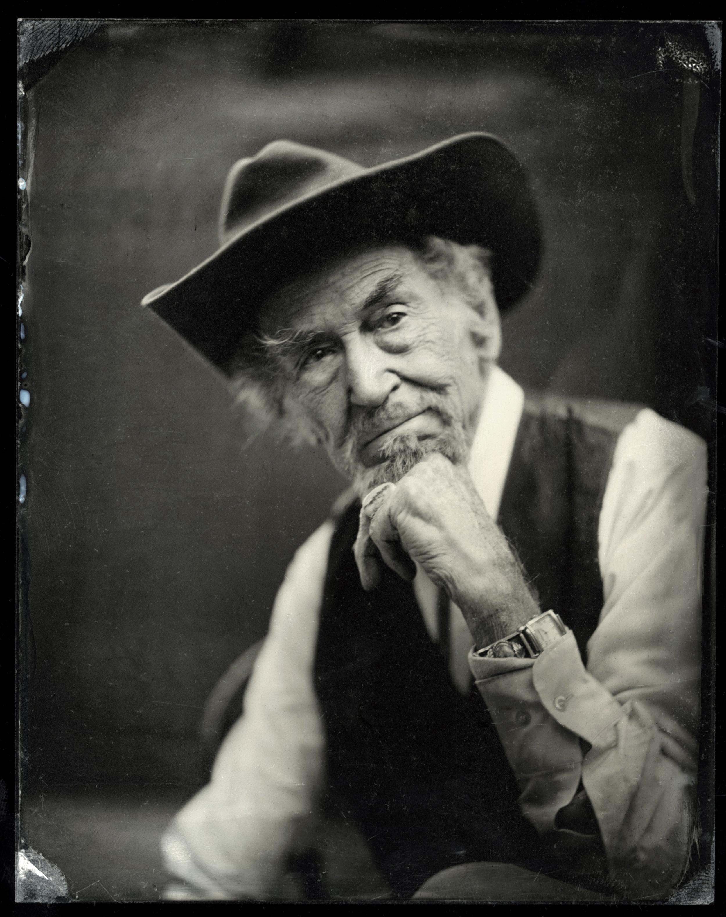 Portrait of Hal Gould.
