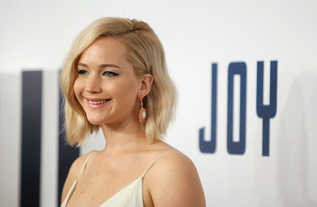Jennifer Lawrence attends the  Joy  premiere in New York City on Dec. 13, 2015.