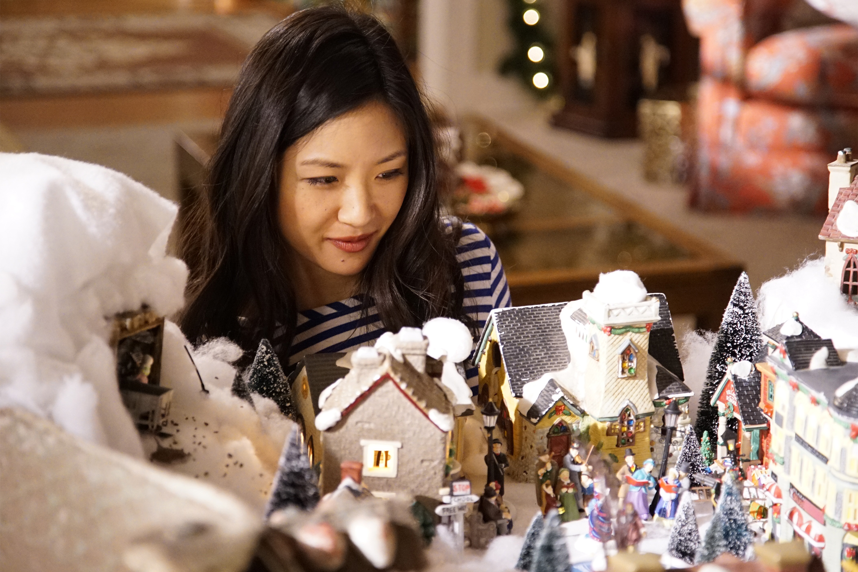Constance Wu as Jessica Huang in Fresh Off the Boat