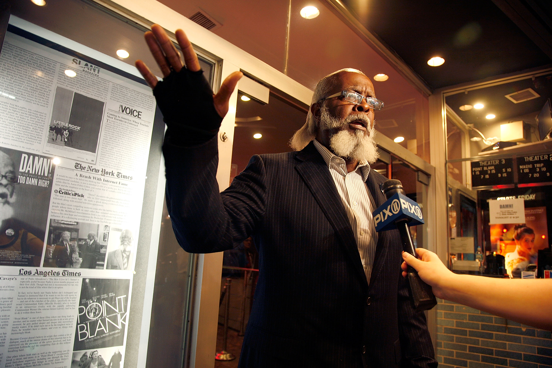 Jimmy McMillan in 2011.