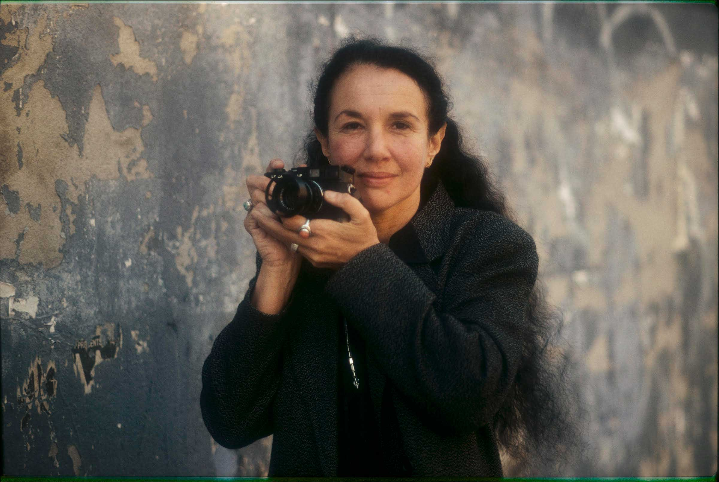 Mary Ellen Mark, NYC, 1987 photograph by Martin Bell