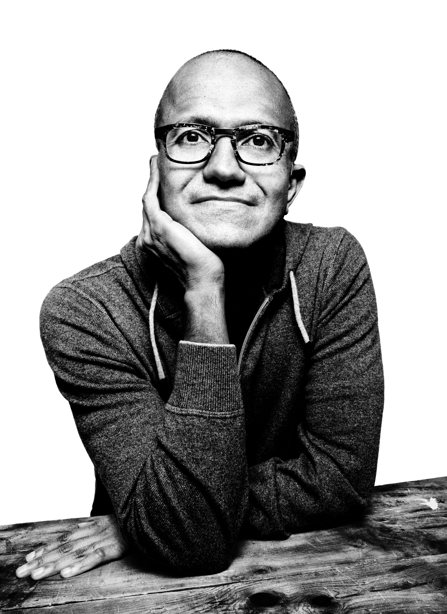 Microsofts Satya Nadella flips the script