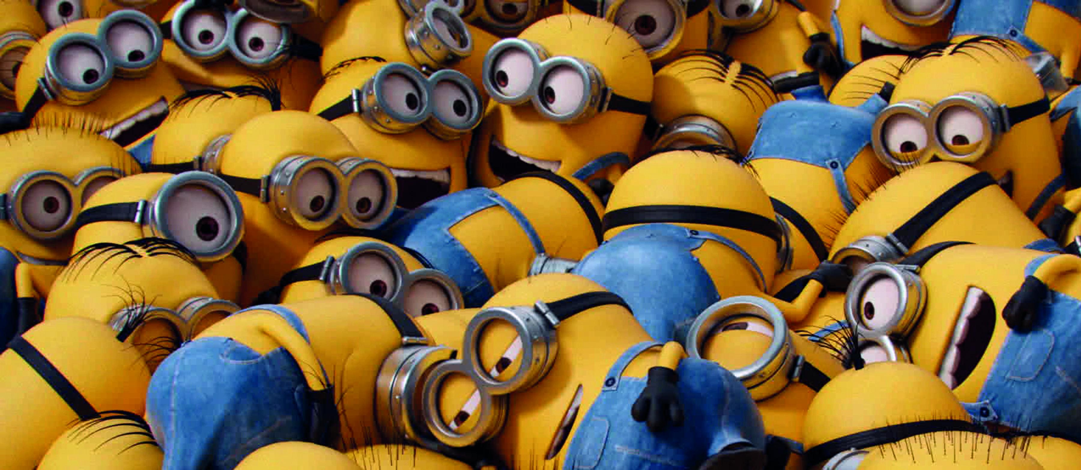 Minions in Minions.