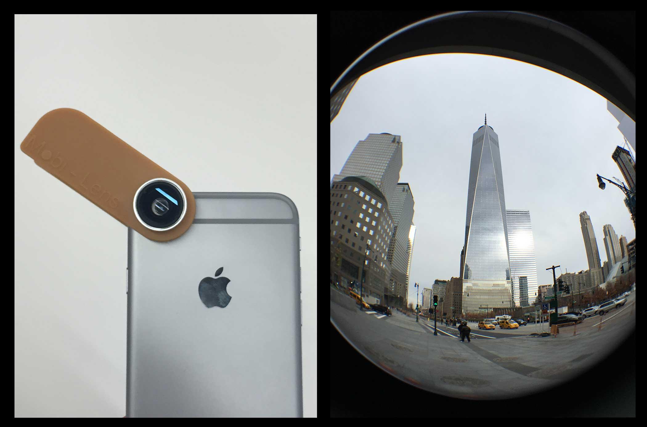 Mobi Fisheye Lens