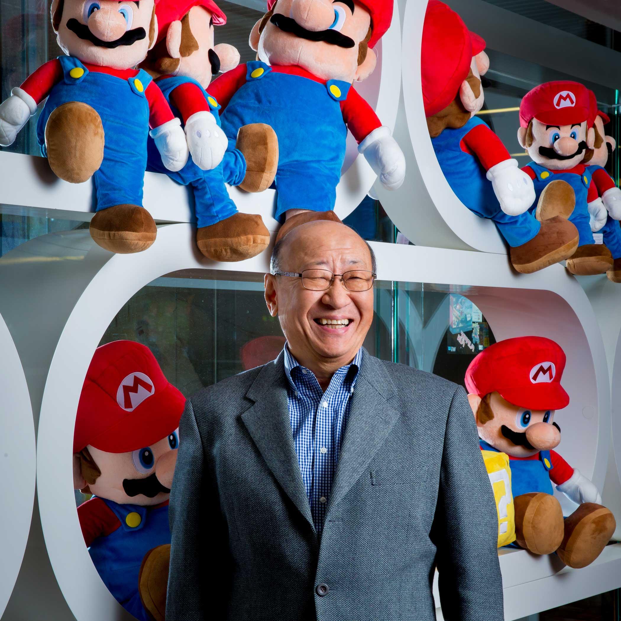 Nintendo President Tatsumi Kimishima / Nintendo