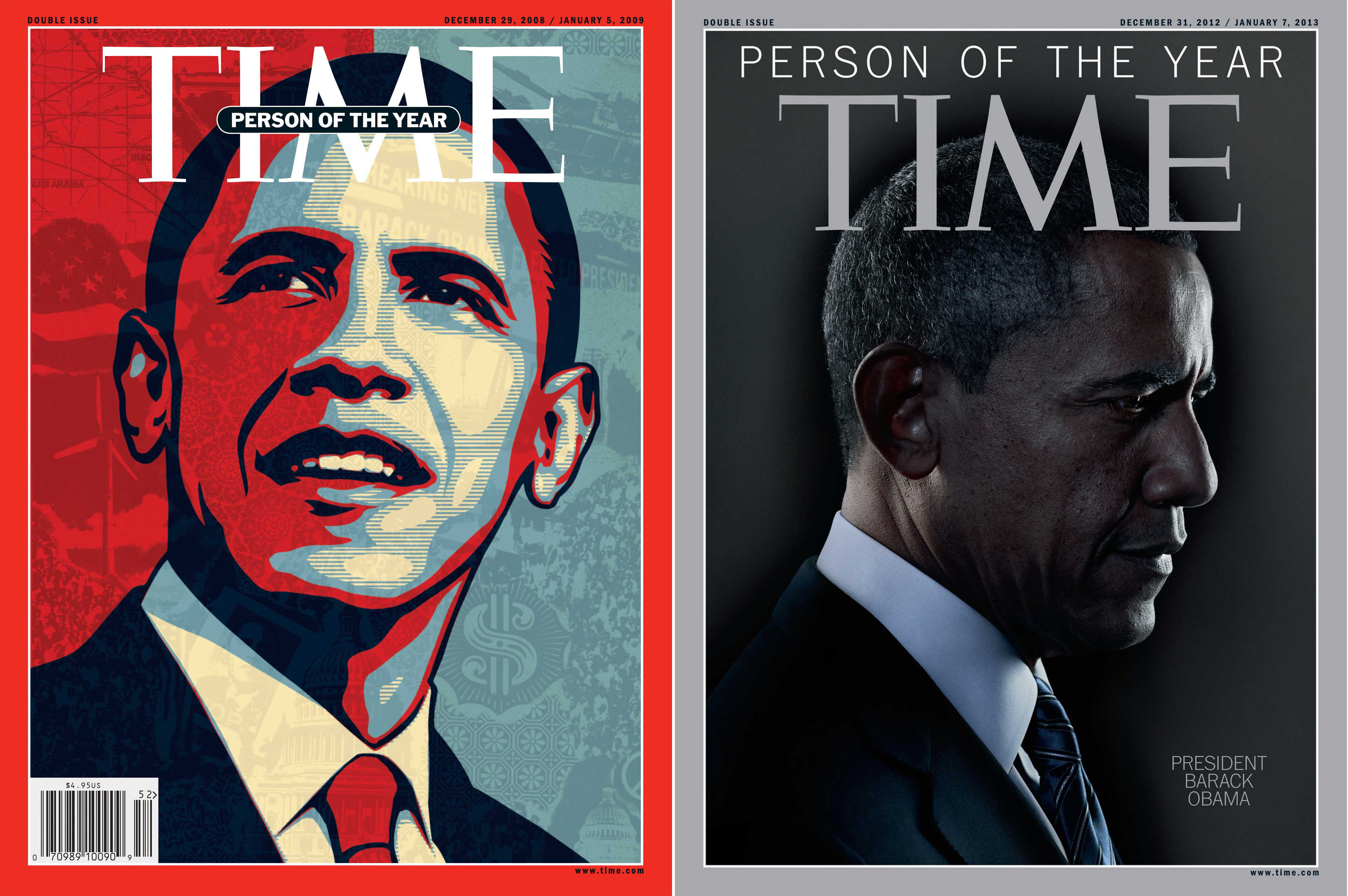 Obama POY Covers