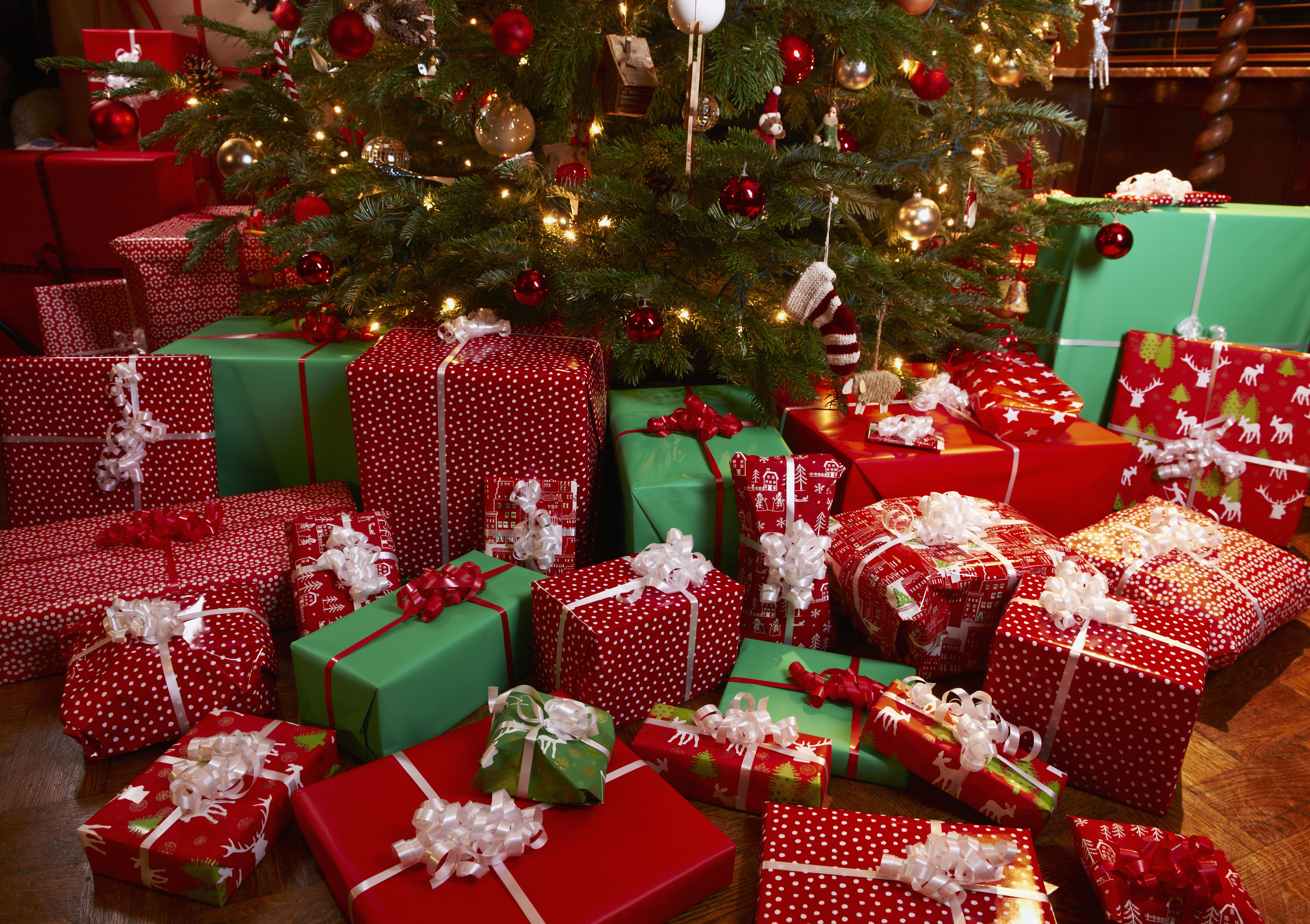 Buying Christmas Gifts Won't Make You Happier | Time