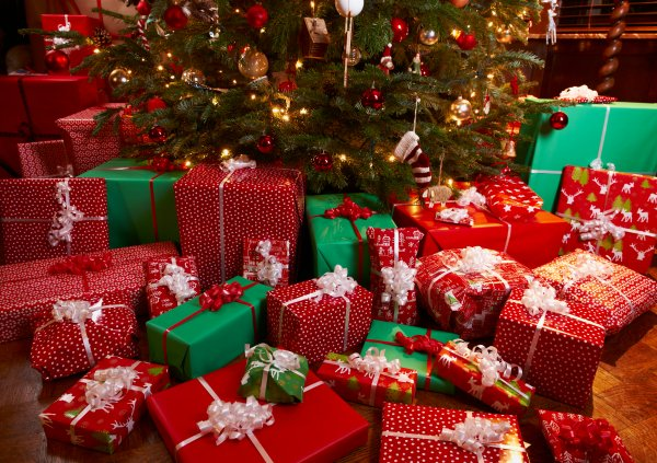 Buying Christmas Gifts Won T Make You Happier Time
