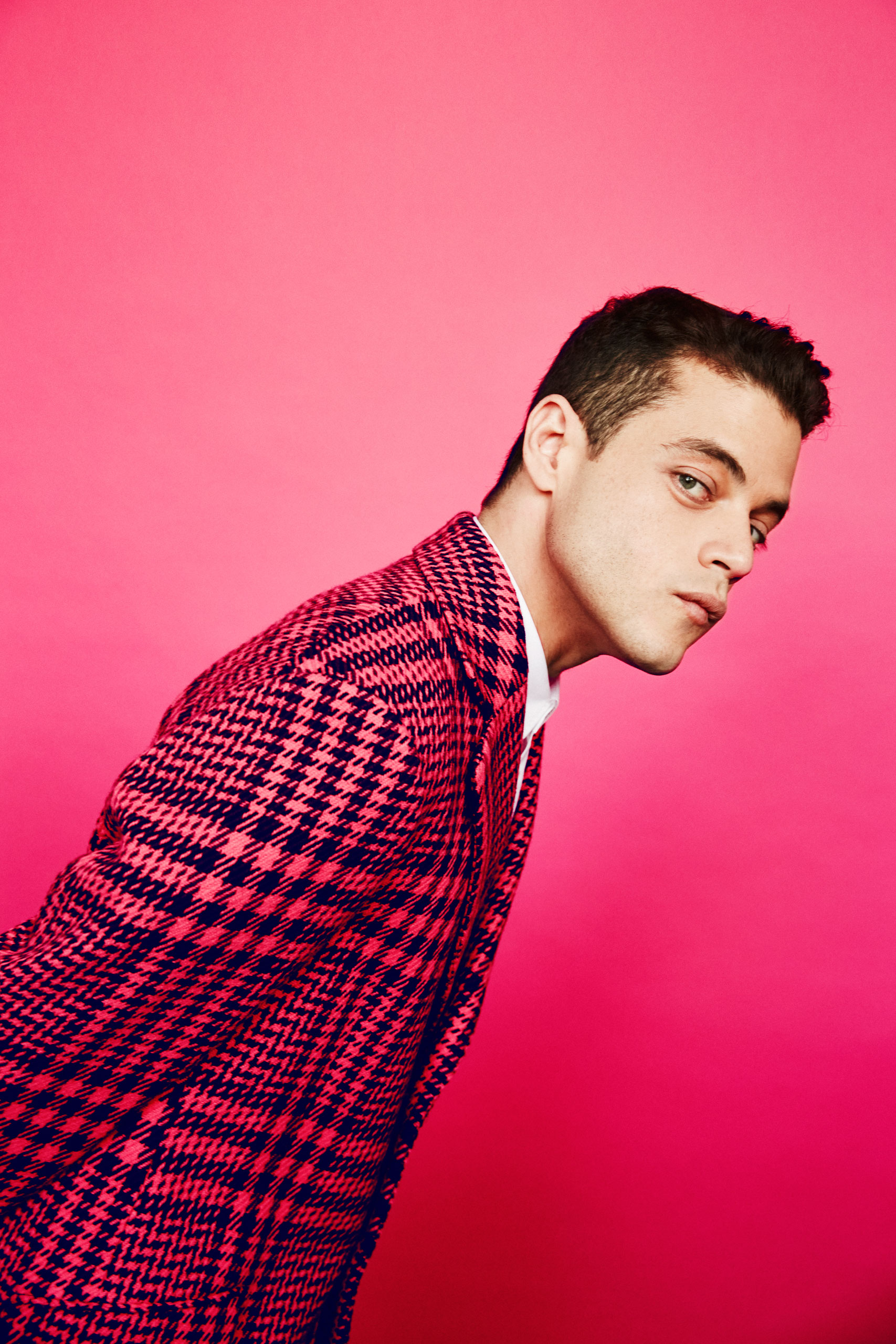 Rami Malek Interview Mr Robot Time