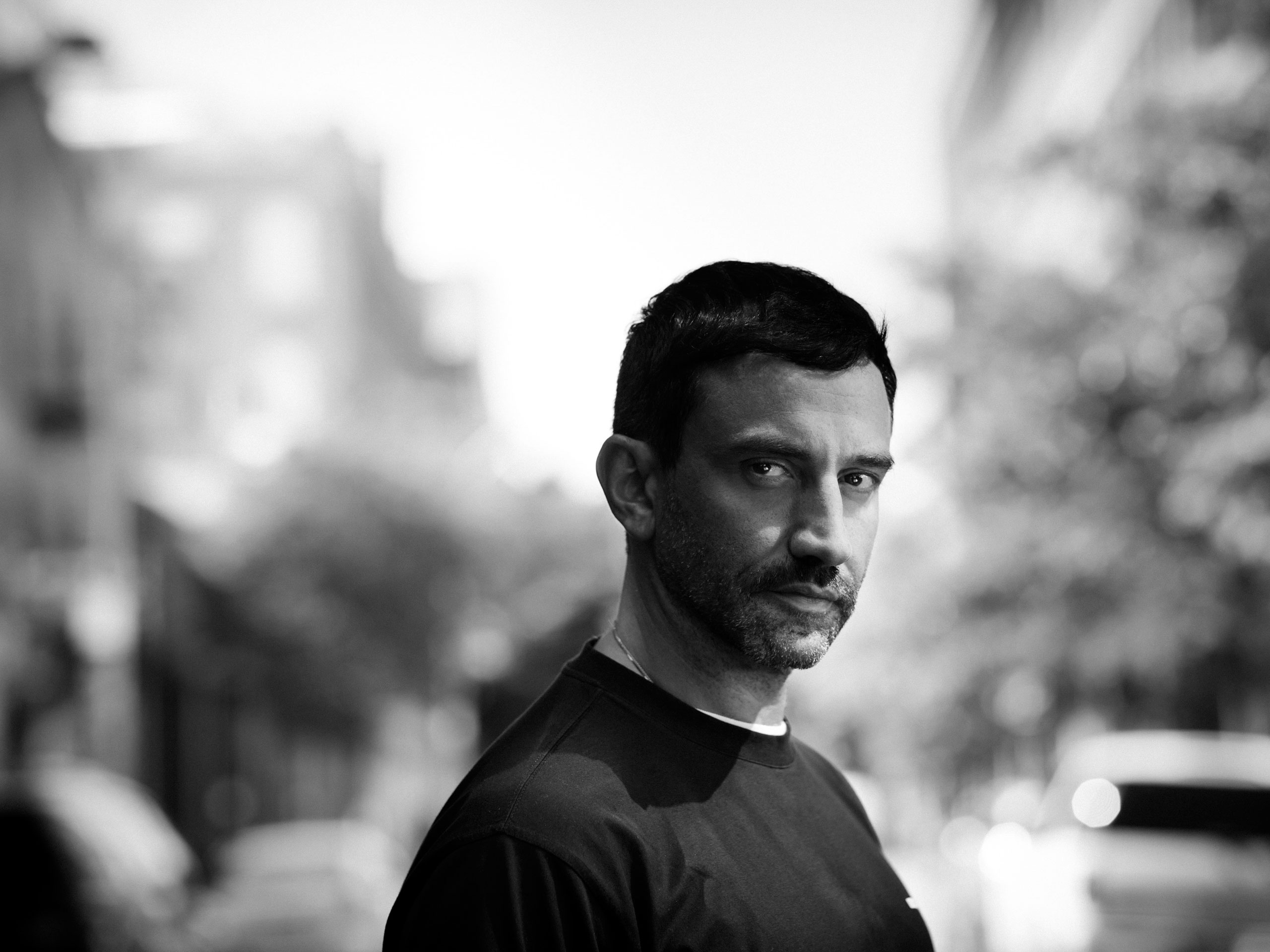 Riccardo Tisci, the Givenchy creative director, in New York City on Sept. 14, 2015.
